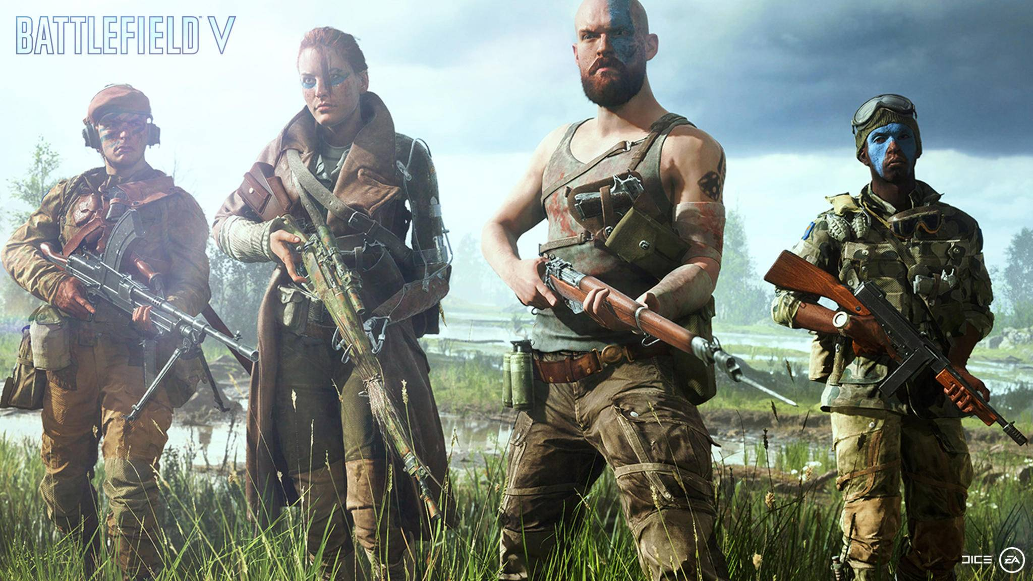 """Die meisten Gamer-PCs sollten die """"Battlefield 5""""-Mindestanforderungen erfüllen."""