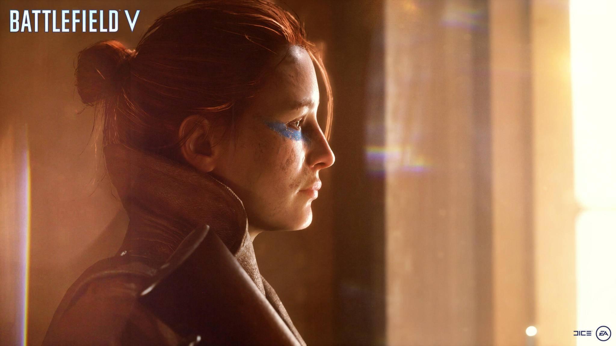 """""""Battlefield 5"""": Bleiben die Kriegsbemalungen trotz angekündigter Änderungen im Spiel?"""