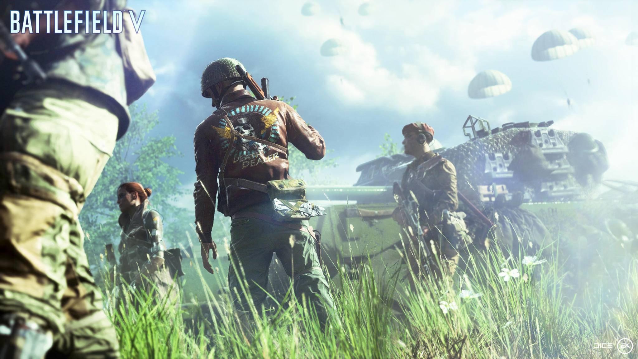 """In """"Battlefield 5"""" gibt es zum Launch nur acht Multiplayer-Maps."""