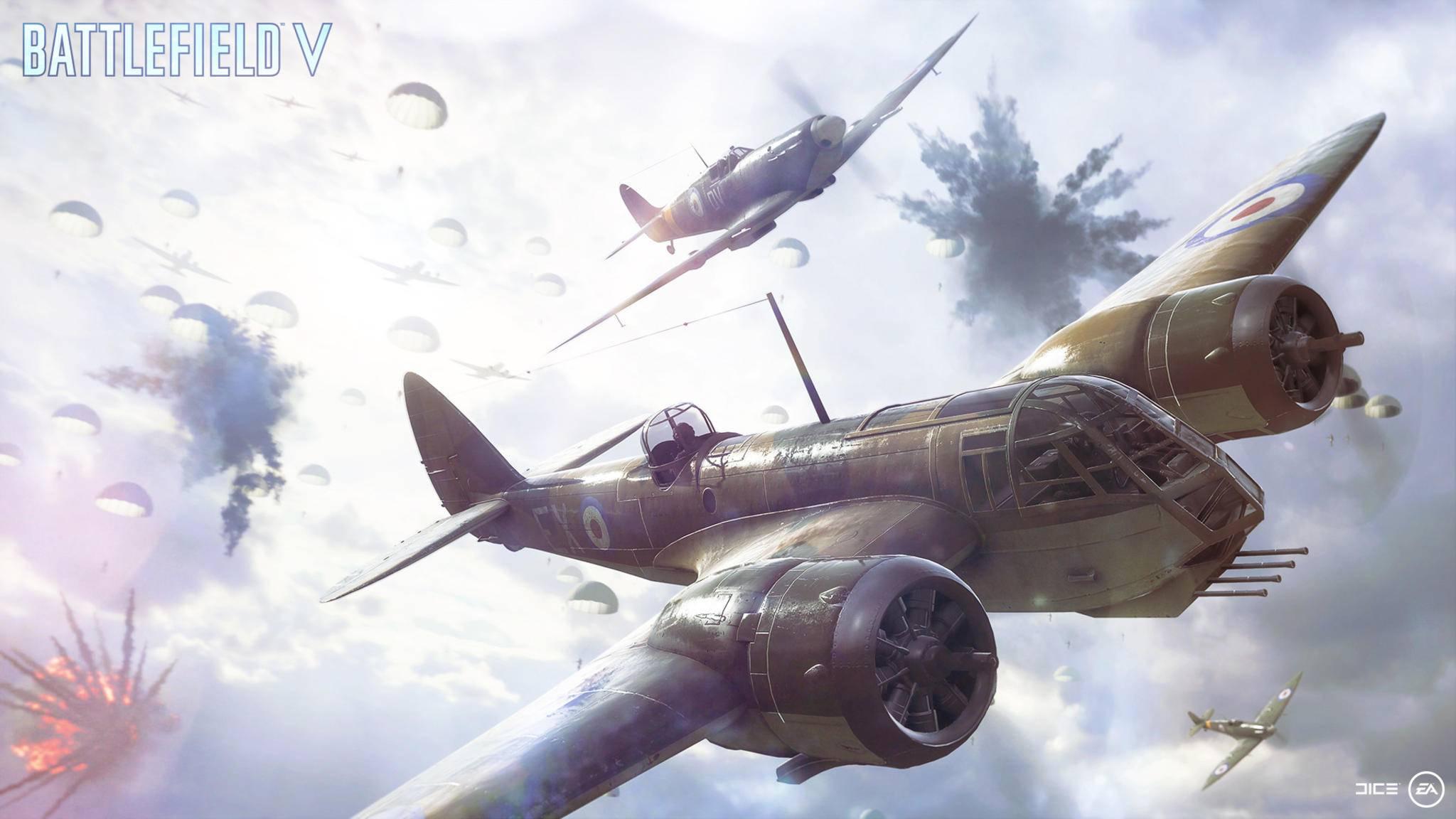 """Entwarnung: Die umfangreichsten Multiplayer-Gefechte von """"Battlefield 5"""" gibt's doch schon zum Start."""