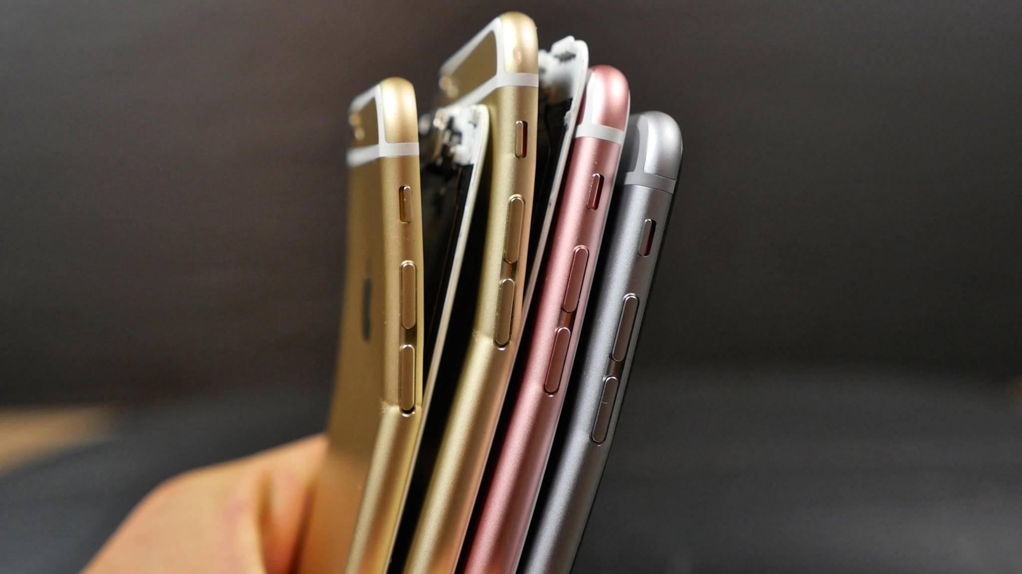 Dass das iPhone 6 leicht biegt, ahnte Apple eigentlich schon vorher.
