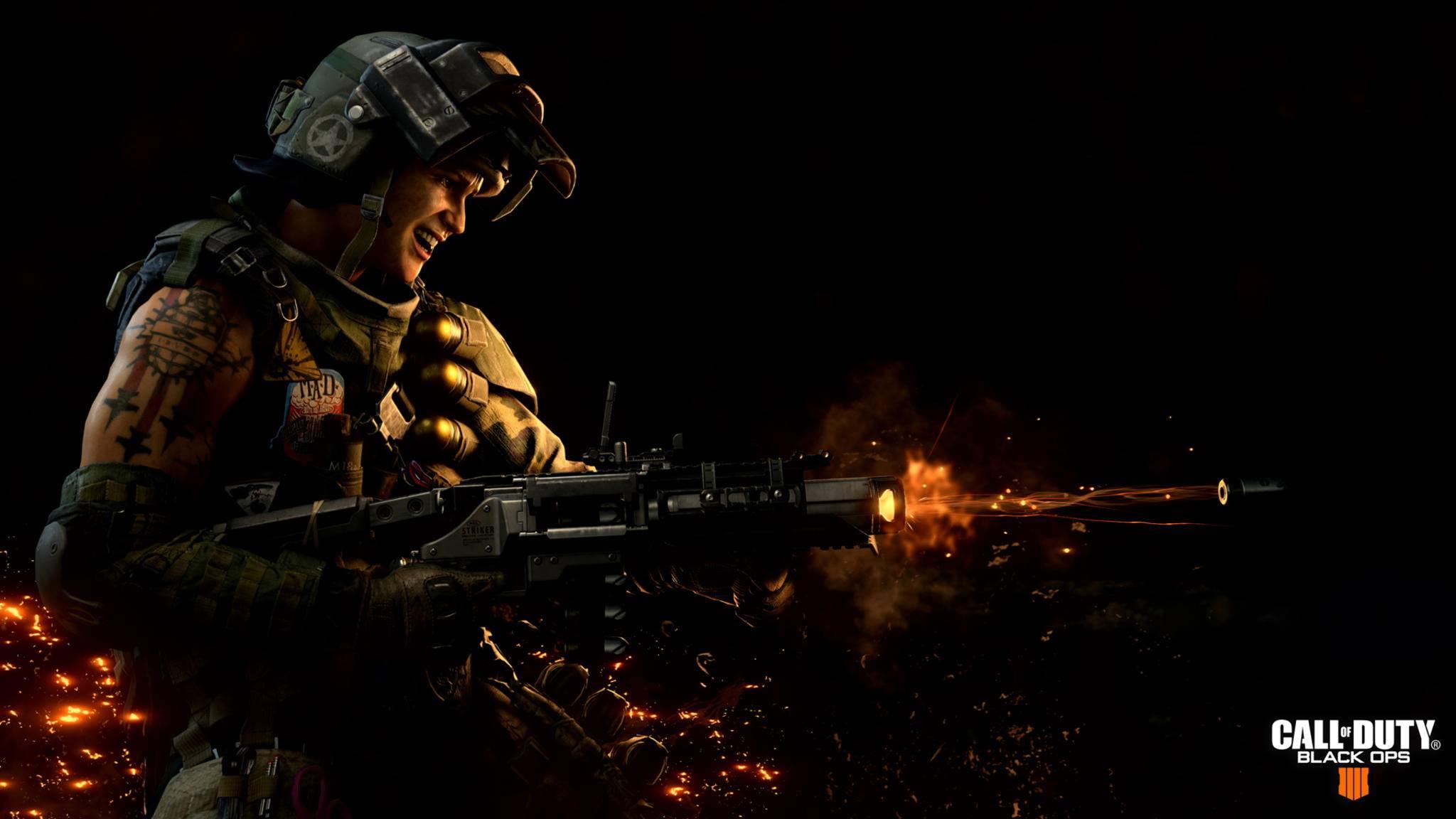 """""""Call of Duty: Black Ops 4"""": Wird der Battle-Royale-Modus auf 60 Spieler begrenzt?"""