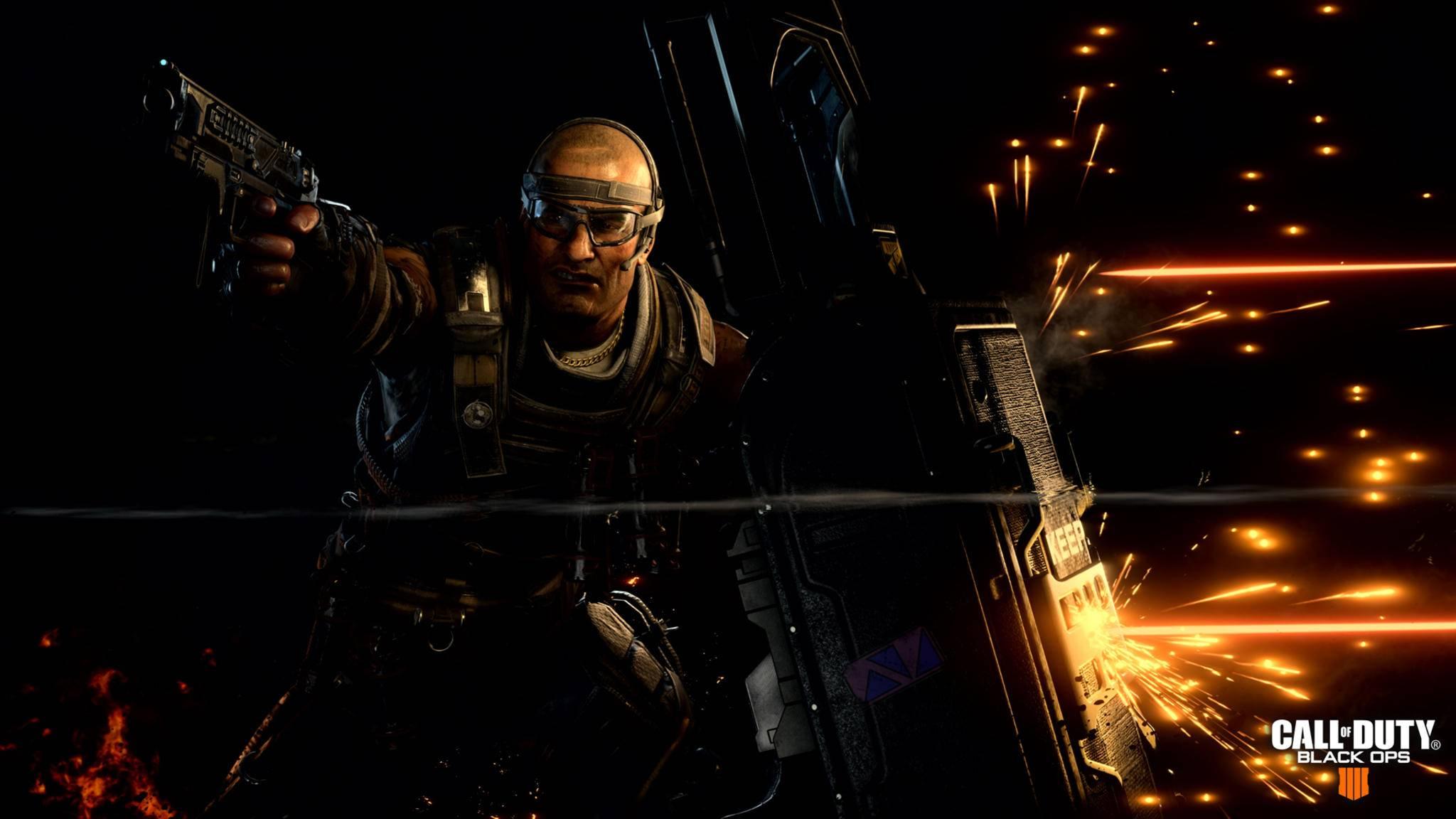"""""""Call of Duty: Black Ops 4"""": Die Spieleserver sind zum Release nur ein Drittel so schnell wie in der Beta."""