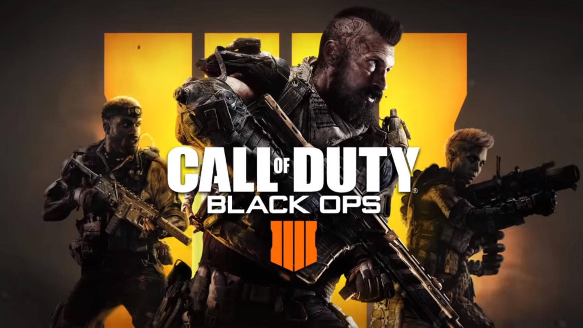 """Auf einem Artwork zu """"Call of Duty: Black Ops 4"""" waren die Infos zur privaten Beta zu sehen."""