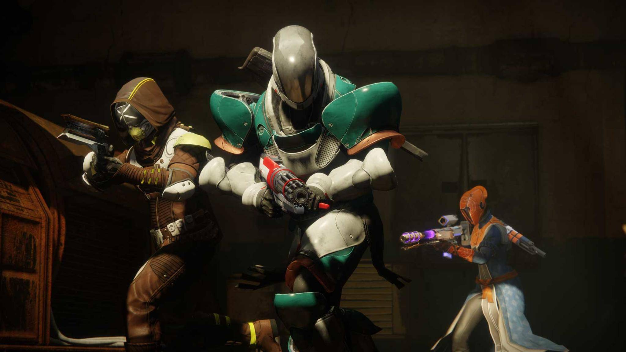 """Spieler-gegen-Spieler-Kämpfe gehören fest zu """"Destiny"""" dazu. Aber bleibt das auch so?"""
