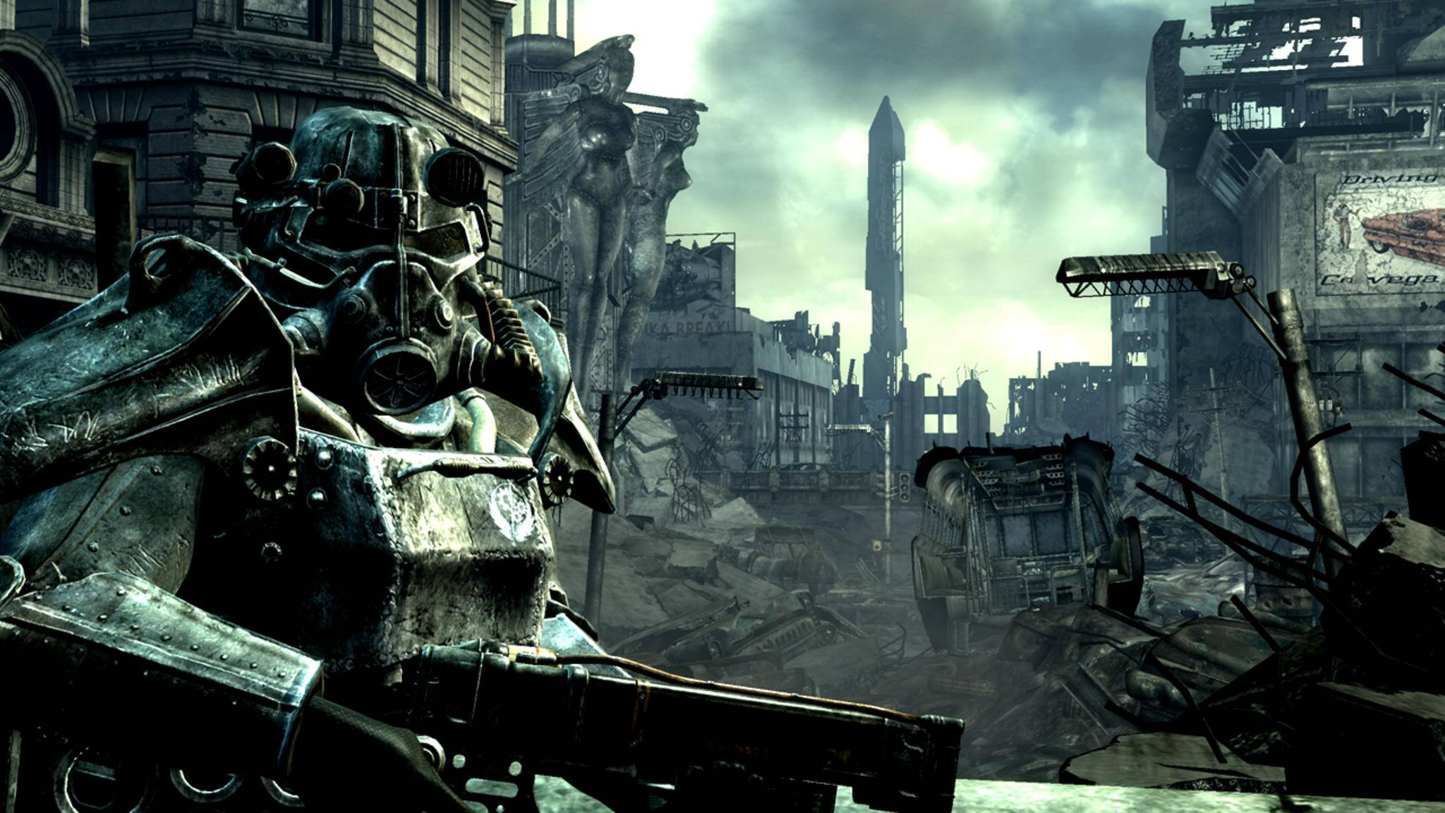 """Fallout 3"" könnte zum zehnjährigen Jubiläum neu aufgelegt werden."