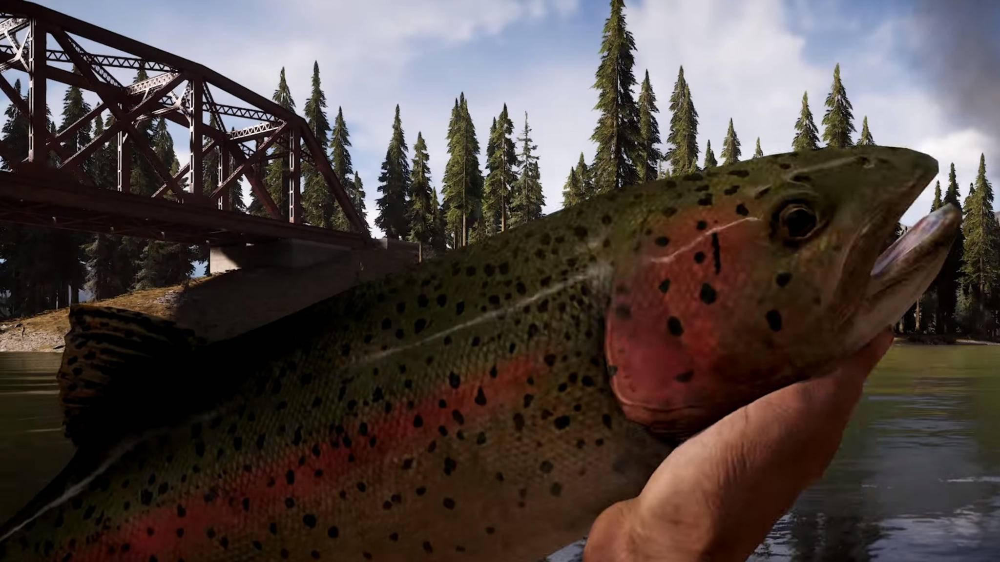 """Du bist auf der Suche nach den dicksten Fischen in """"Far Cry 5""""? Wir helfen!"""