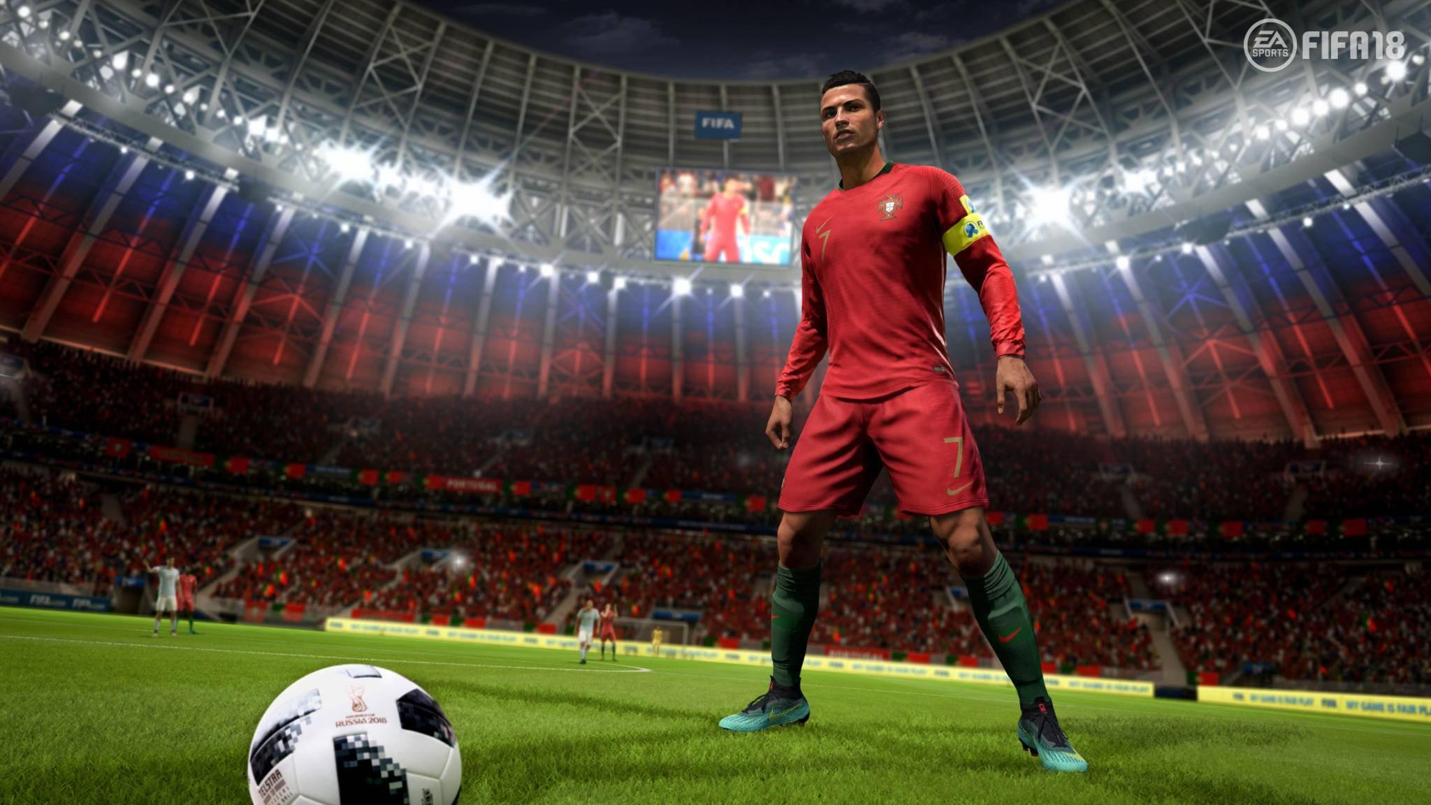 """Macht das WM-Update """"FIFA 18"""" wirklich langsamer?"""