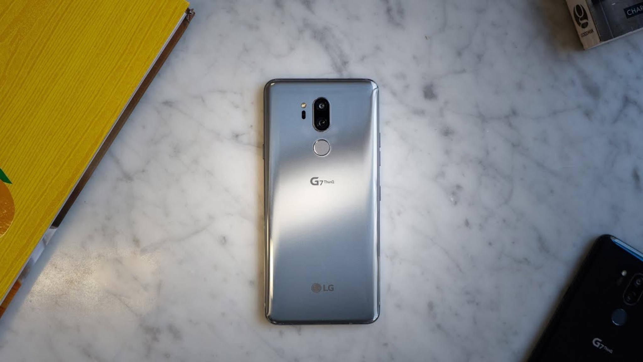 Alles neu macht das LG G7 ThinQ? Wir verraten, inwiefern es sich tatsächlich vom Vorgänger unterscheidet.