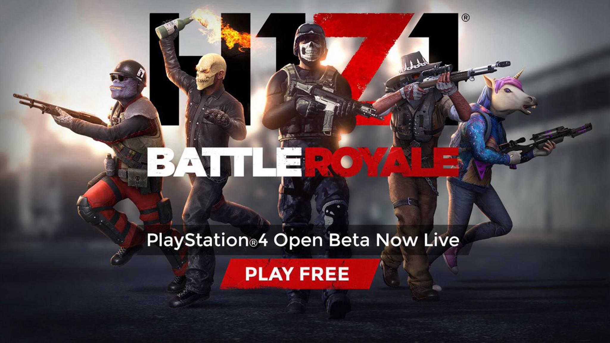 """""""H1Z1"""" für PS4: Eine gute Alternative zu """"Fortnite""""?"""