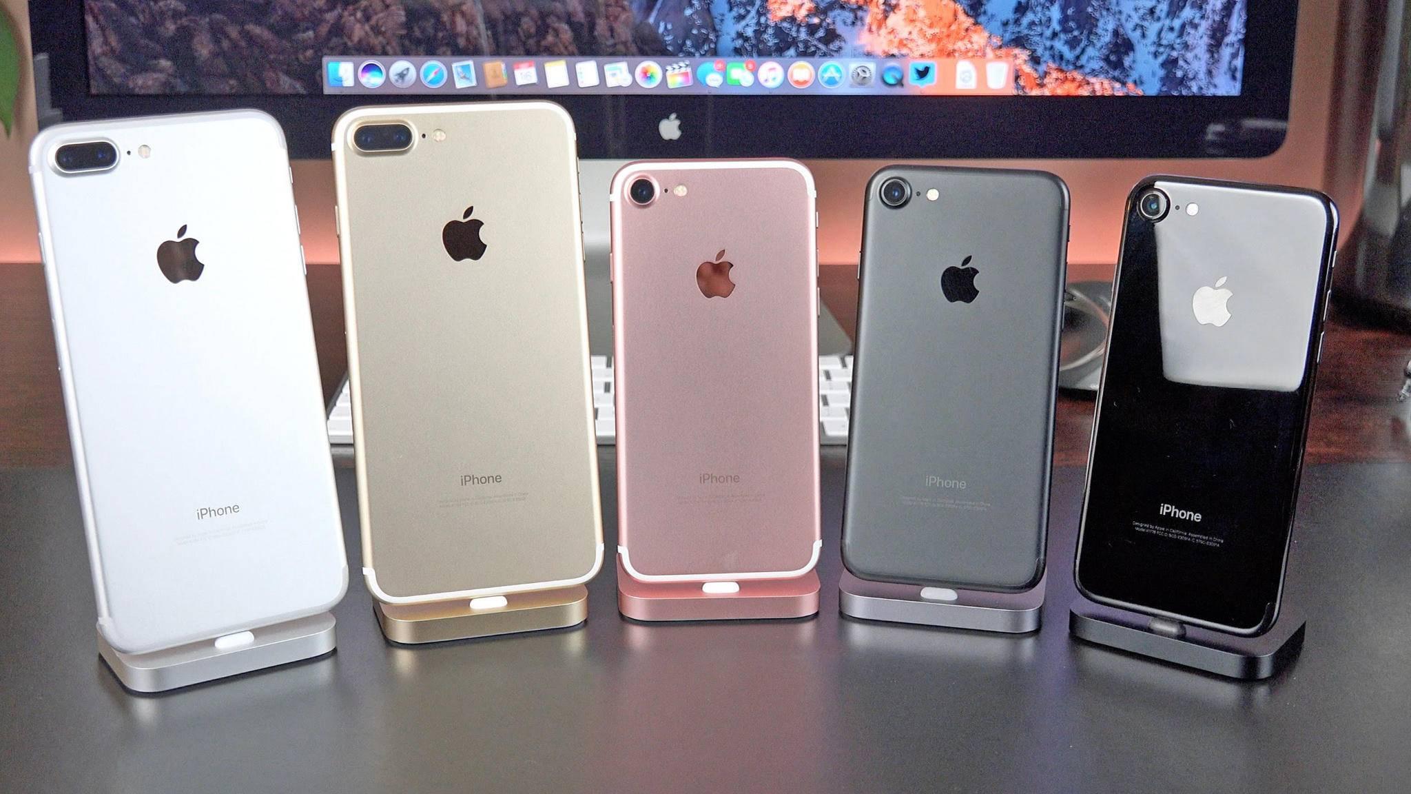 iOS 11.3 kann dazu führen, dass bei einem iPhone 7 das Mikrofon stumm bleibt.