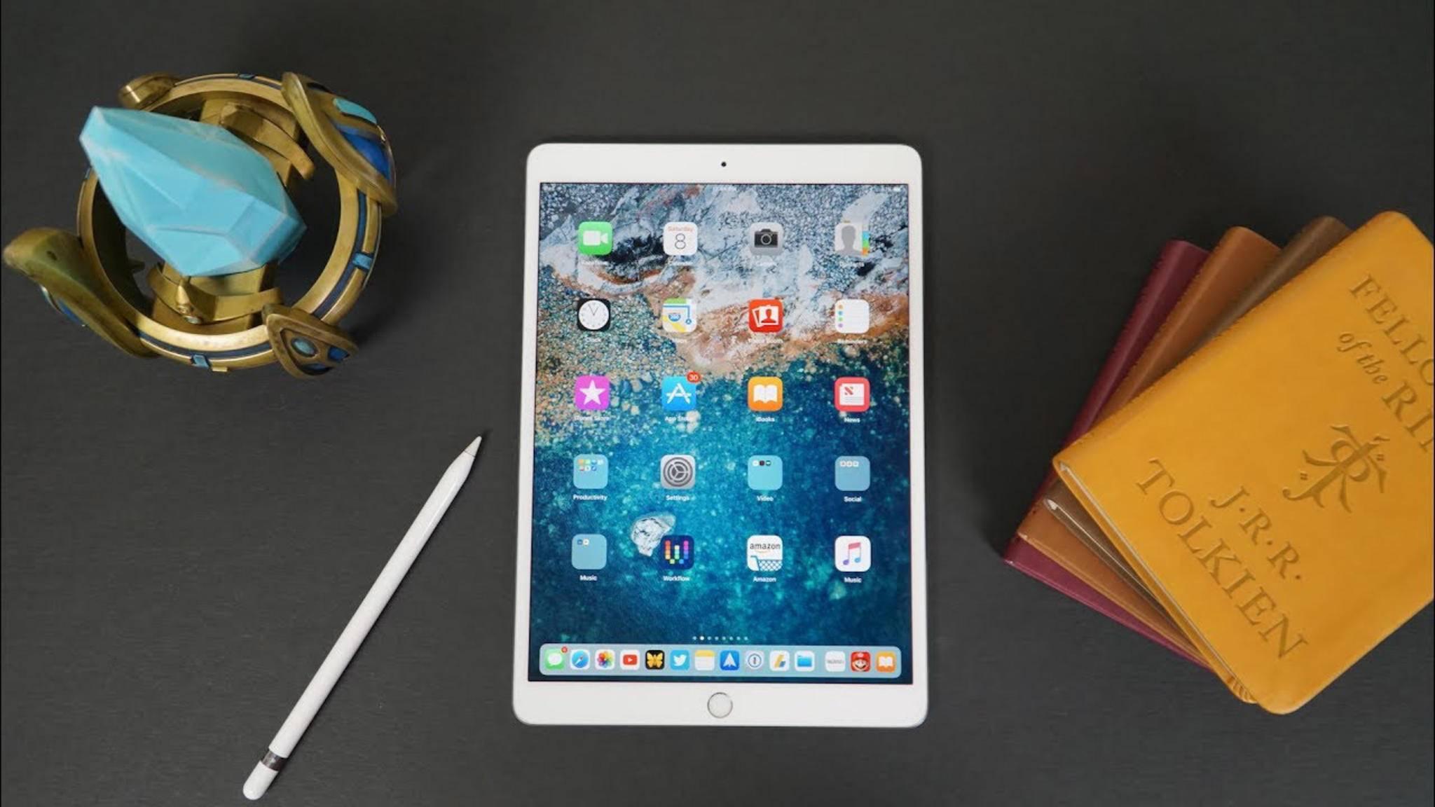 iOS 13 soll angeblich eine komplett überarbeitete Dateien-App für das iPad bringen.