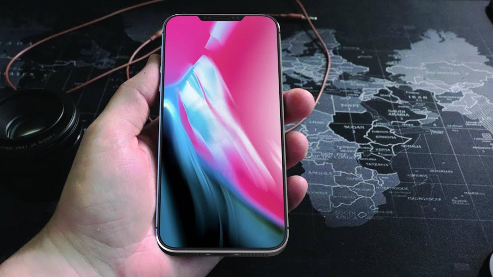 Die Hinweise auf ein Randlos-Design mit Notch beim iPhone SE 2 verdichten sich.