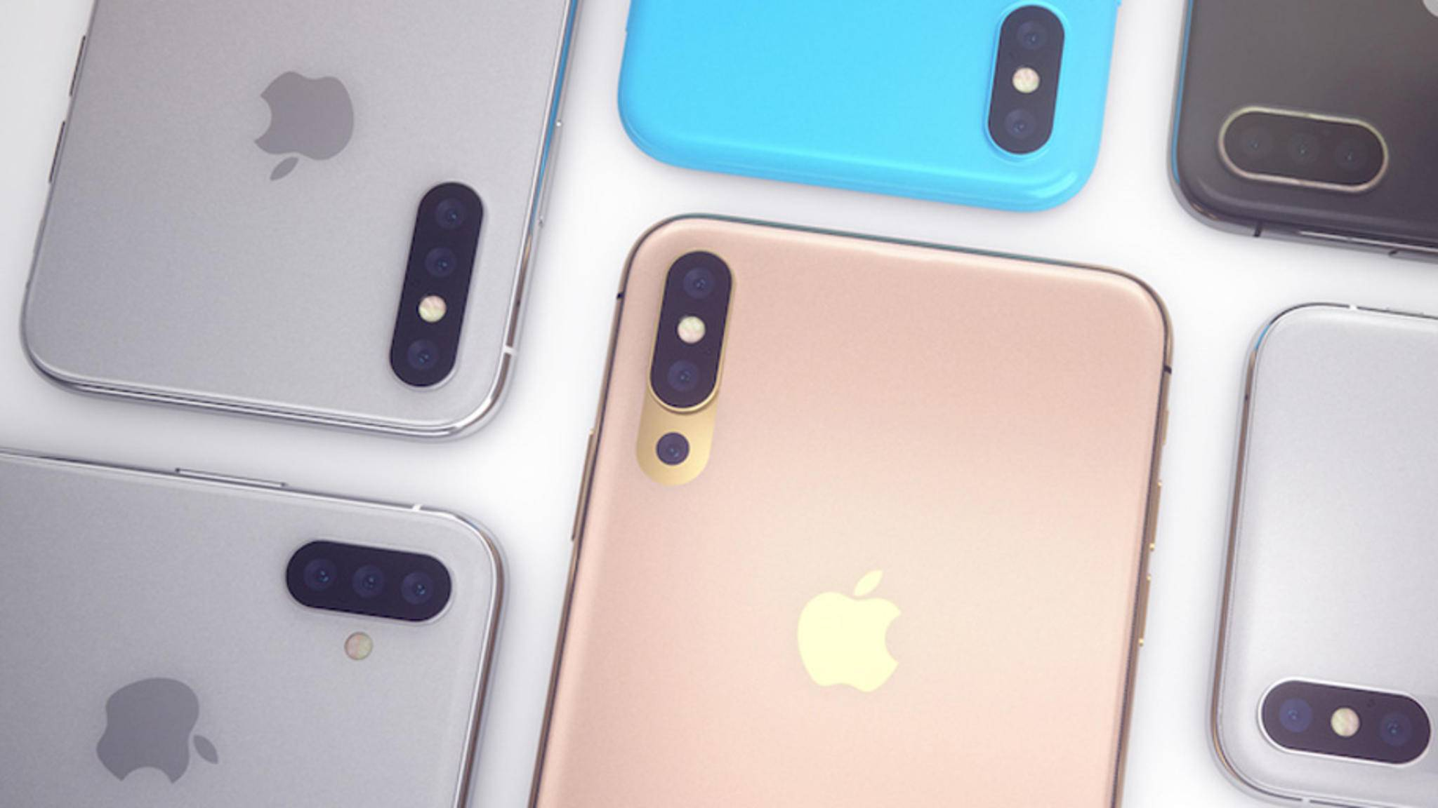 Für 2019 soll Apple für zumindest ein neues iPhone eine Triple-Kamera planen.