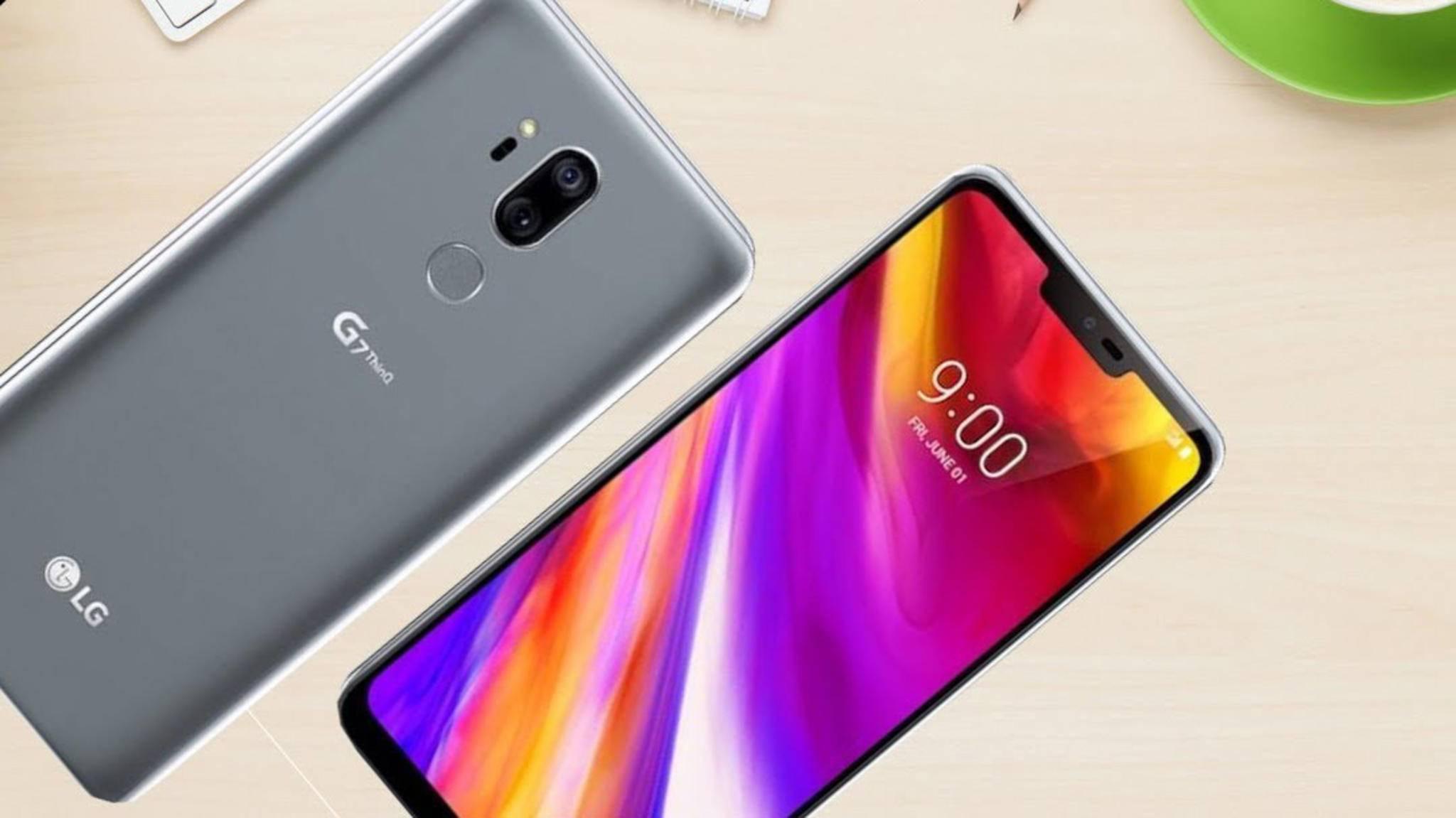LG will die Notch im Display schon vor dem iPhone X geplant haben.