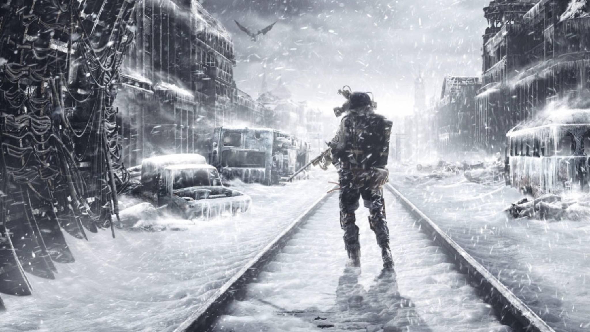"""Das Ende kommt in """"Metro Exodus"""" bestimmt. Die Frage ist nur: Ist es gut oder schlecht?"""