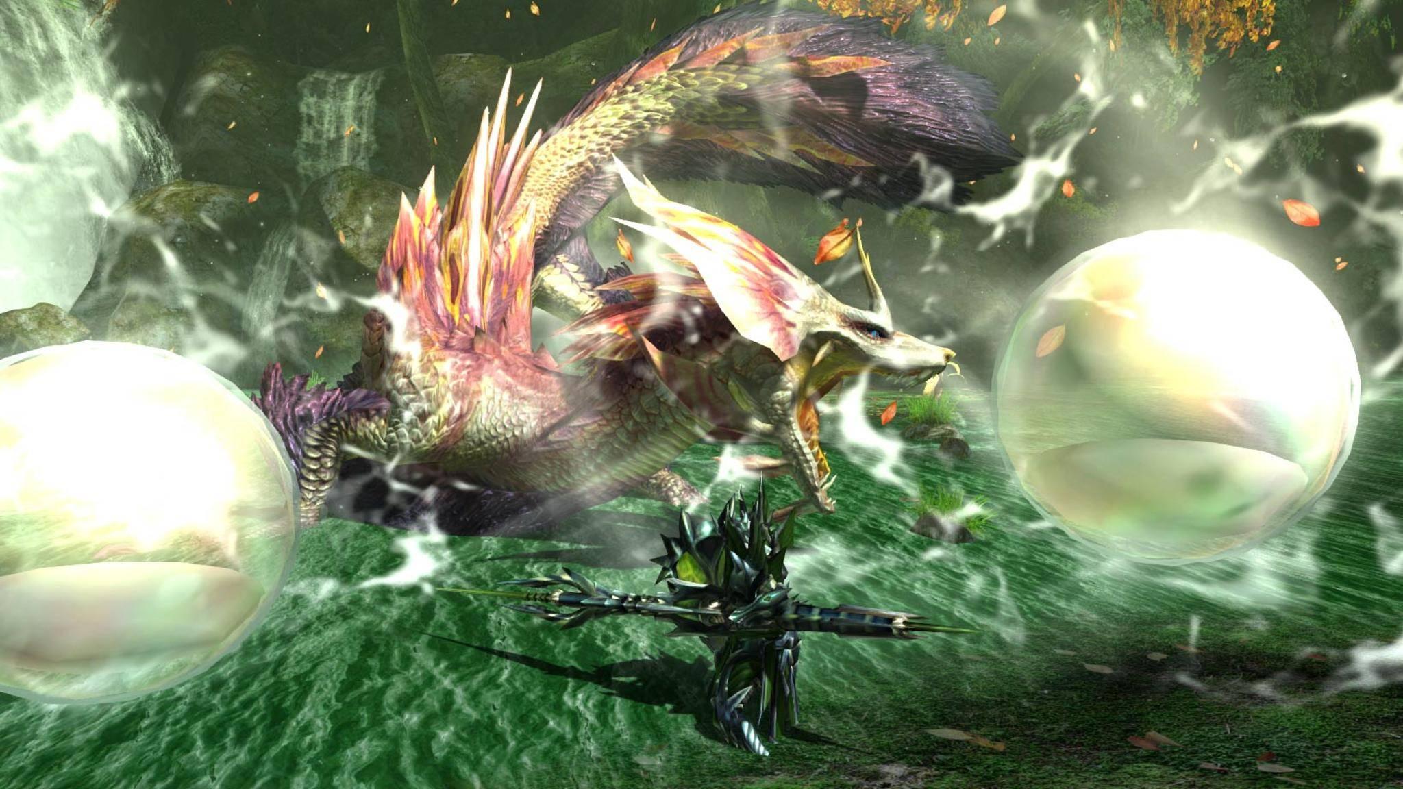 """Monster Hunter Generations Ultimate"" kommt auf Nintendo Switch."