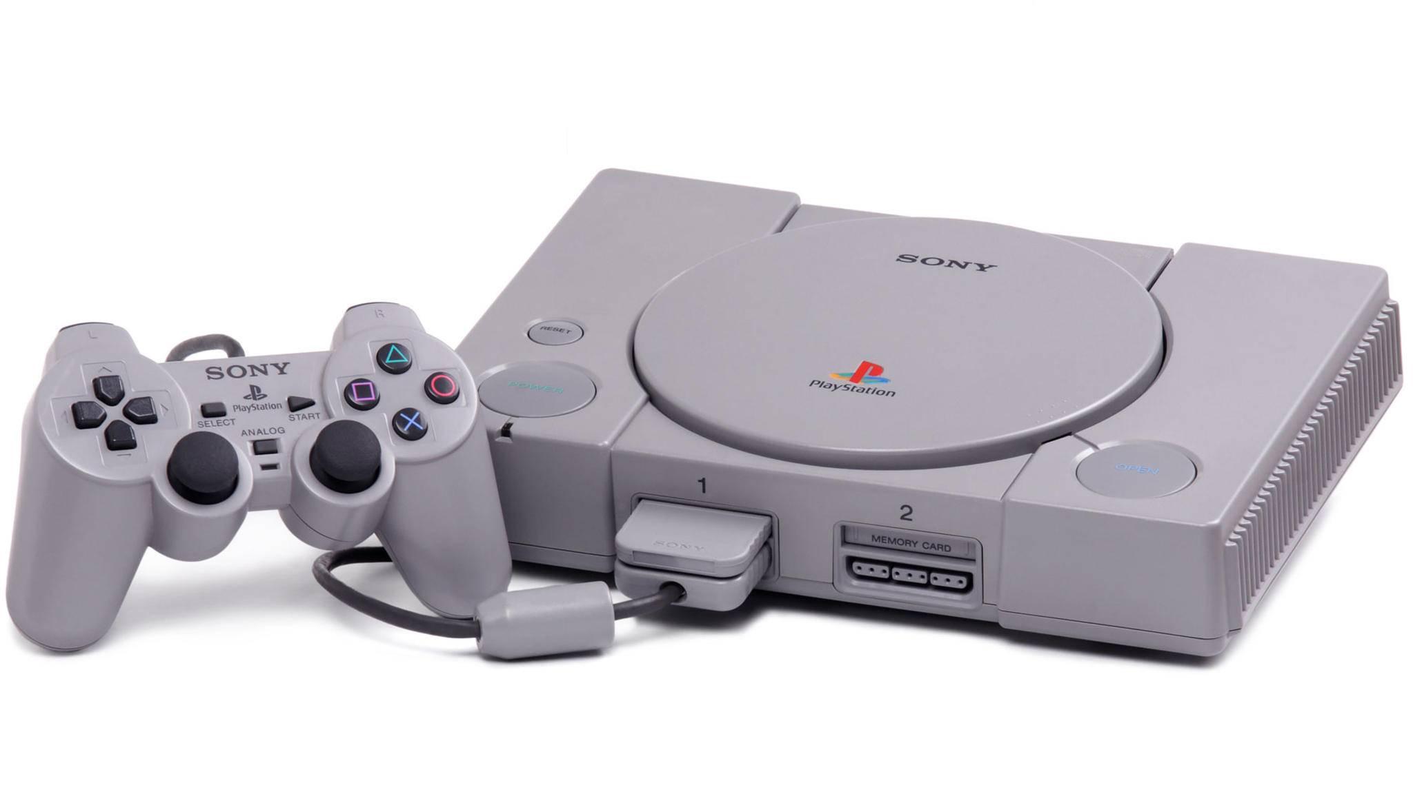 Kehrt die originale PlayStation als Retro-Version zurück?