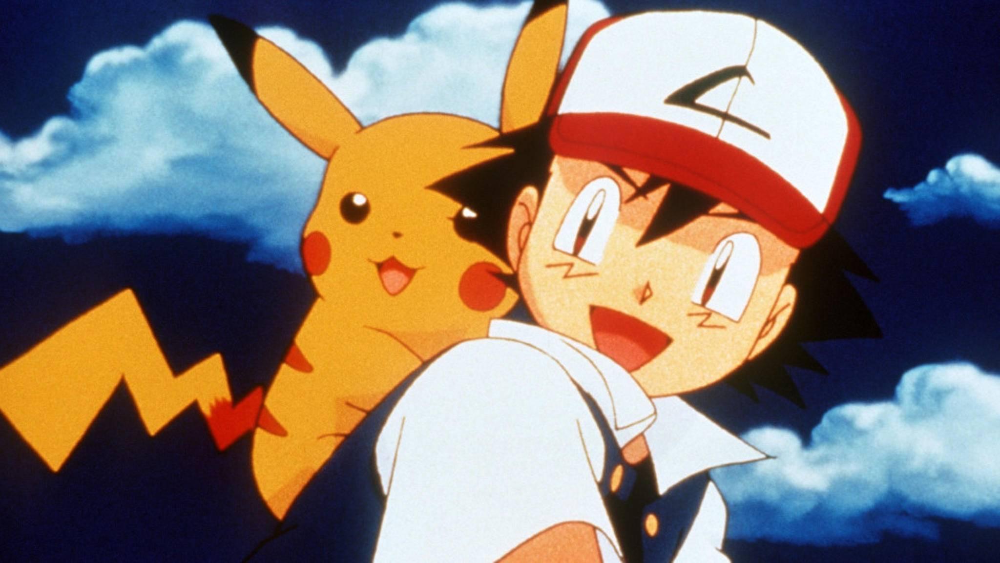 """Ash Ketchum und Pikachu prägten Kindheiten – mit der """"Pokémon""""-Anime-Serie, vor allem aber mit den dazugehörigen Spielen."""