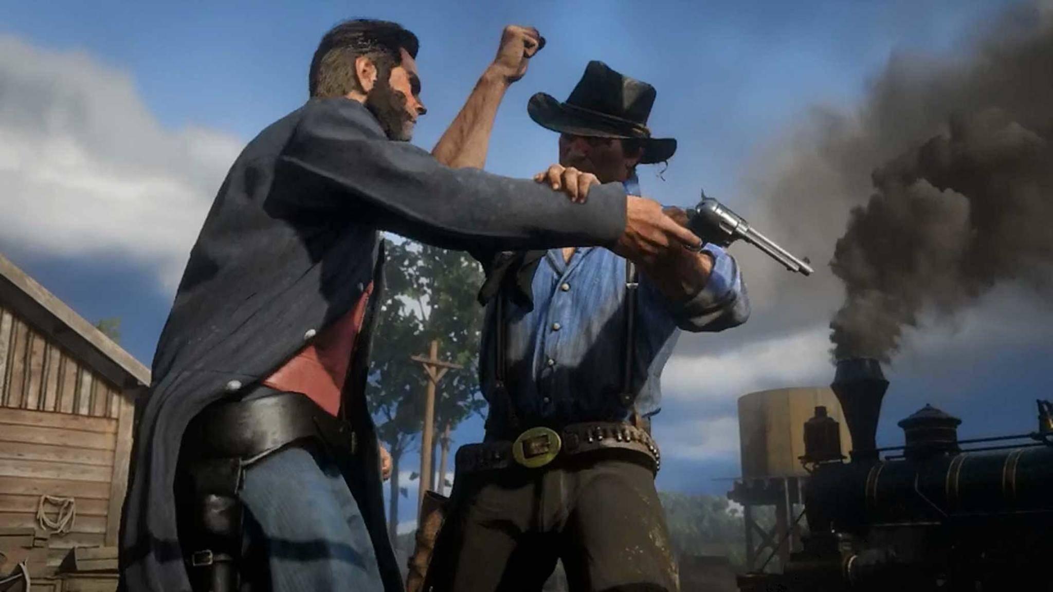"""Ein neuer Trailer zu """"Red Dead Redemption 2"""" wird endlich Spielszenen zeigen."""