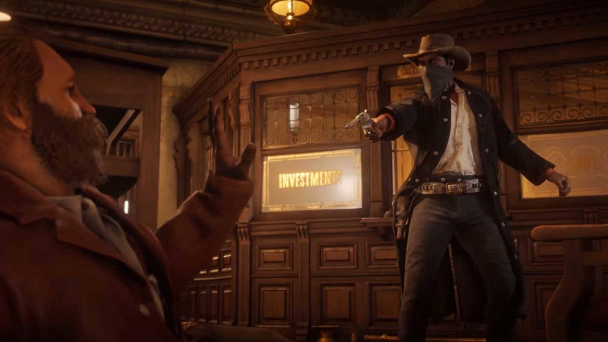 """Es gibt erste Infos zum Gameplay in """"Red Dead Redemption 2""""."""