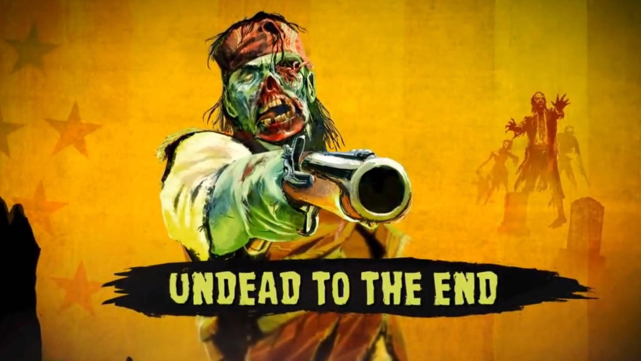 """In """"Red Dead Redemption"""" schossen nicht nur die Lebenden scharf ..."""