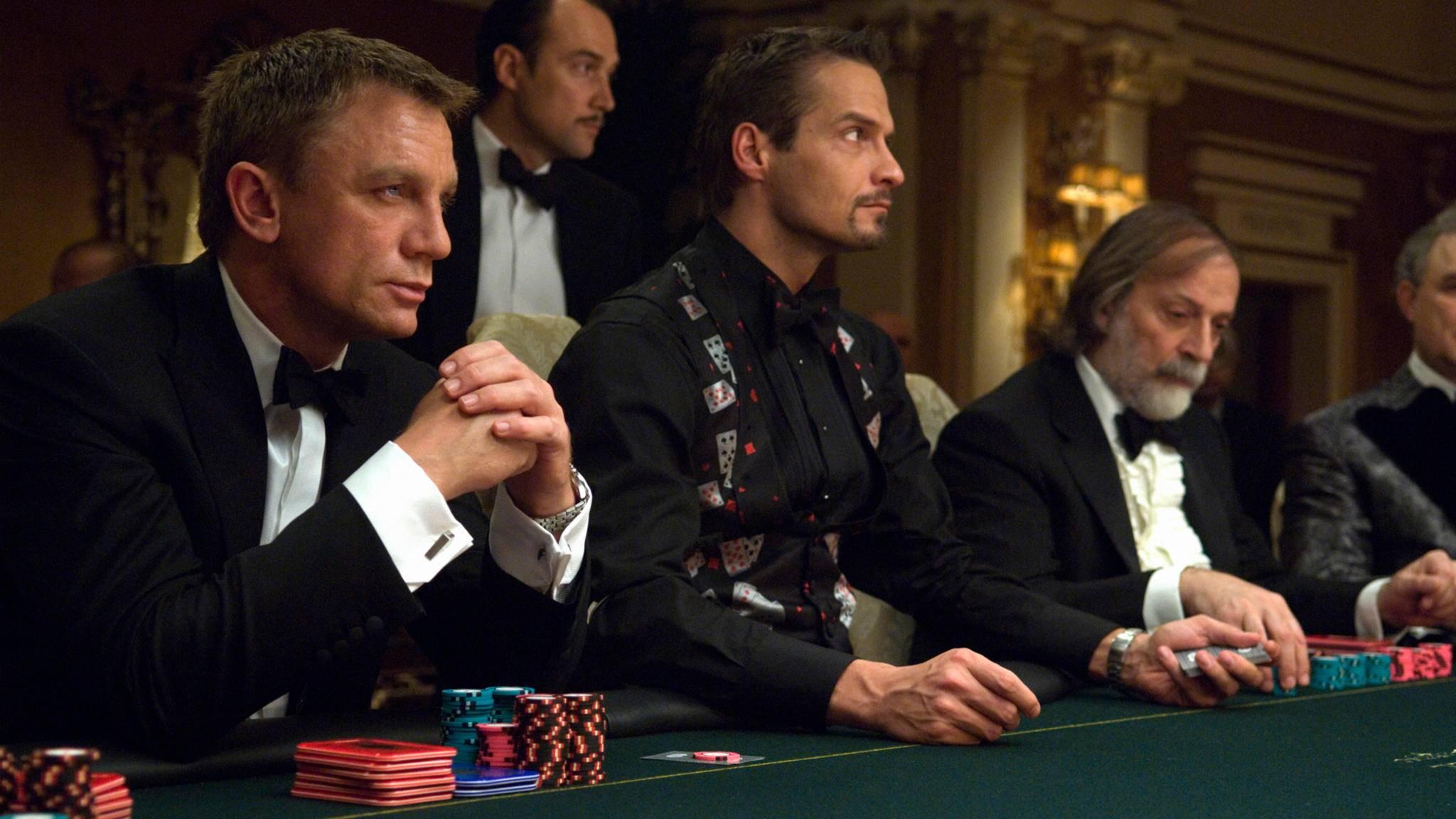 Daniel Craig sahnt für seinen nächsten Bond-Einsatz richtig ab.