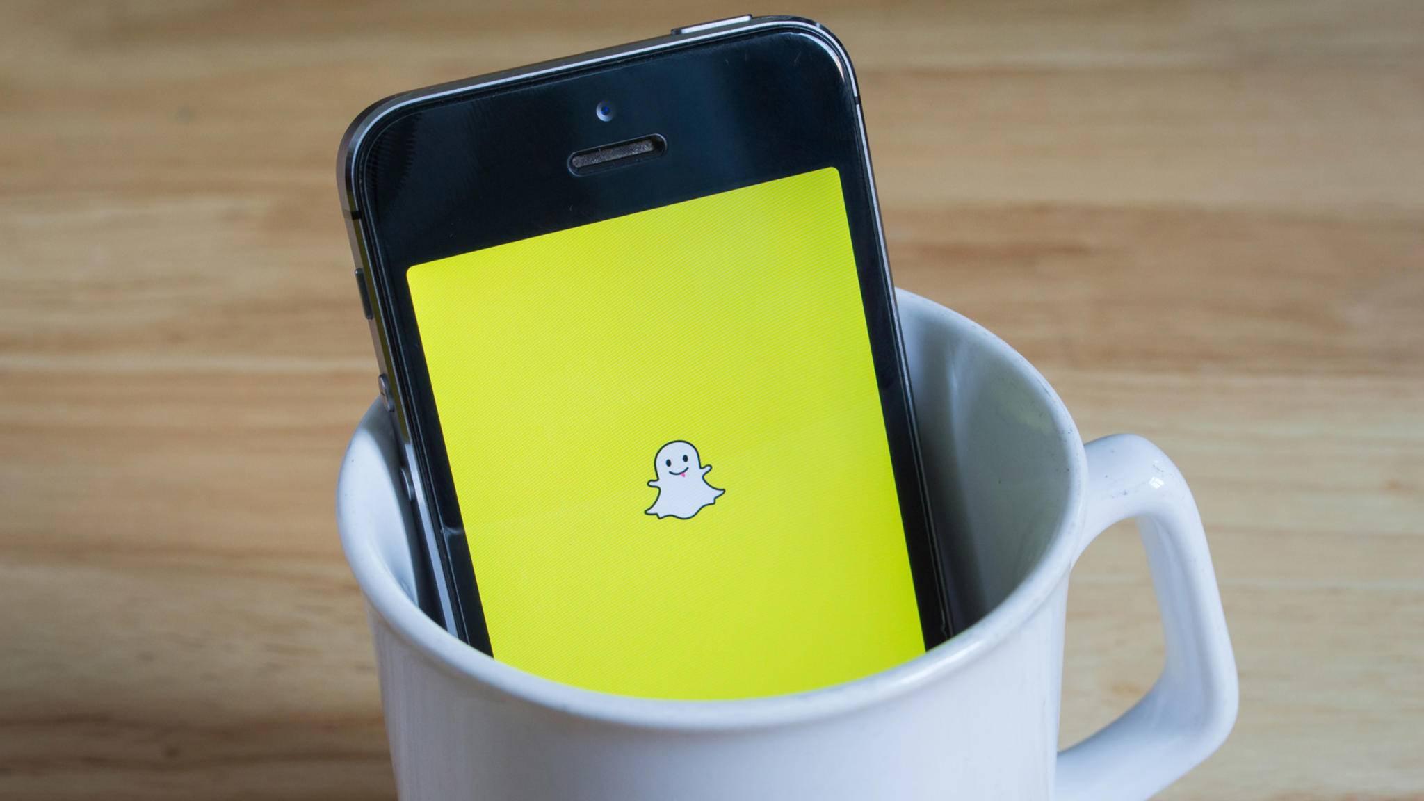 Das Redesign von Snapchat findet bei den Nutzern weiterhin nur wenig Anklang.