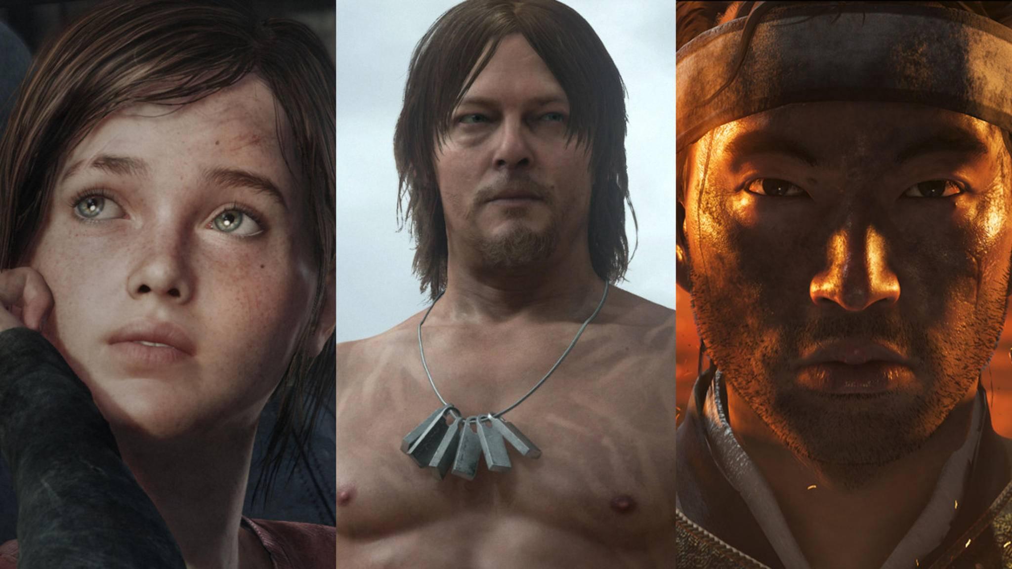 """""""The Last of Us Part 2"""", """"Death Stranding"""" und """"Ghost of Tsushima"""" weden bei der Sony-Präsentation auf der E3 im Mittelpunkt stehen."""