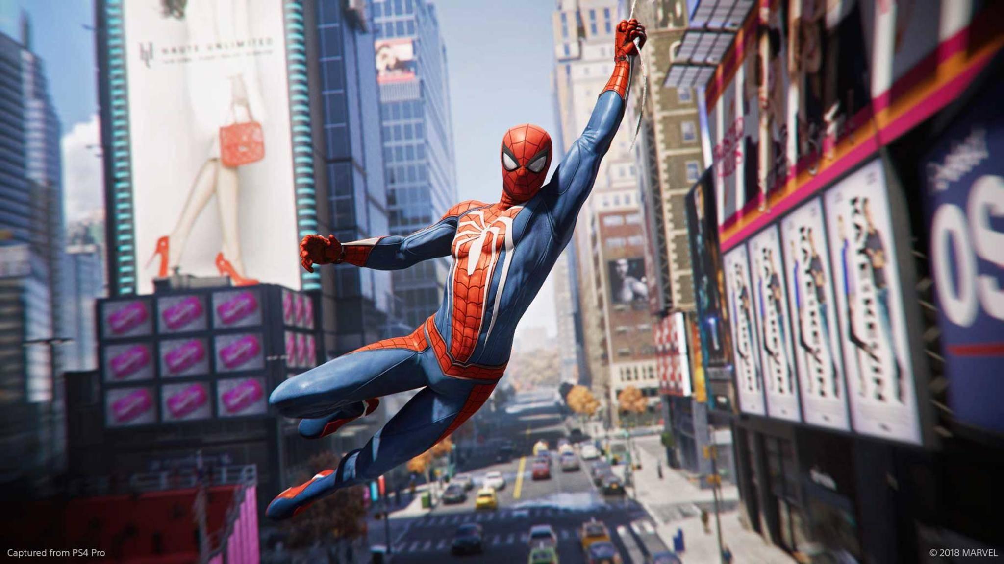"""Wird es eine Special-Edition der PS4 Pro zu """"Spider-Man"""" geben?"""