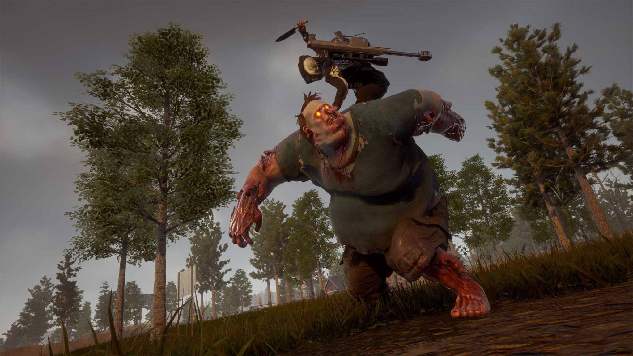 """""""State of Decay 2"""": Das Zombie-Spiel soll Langzeitspaß bringen."""