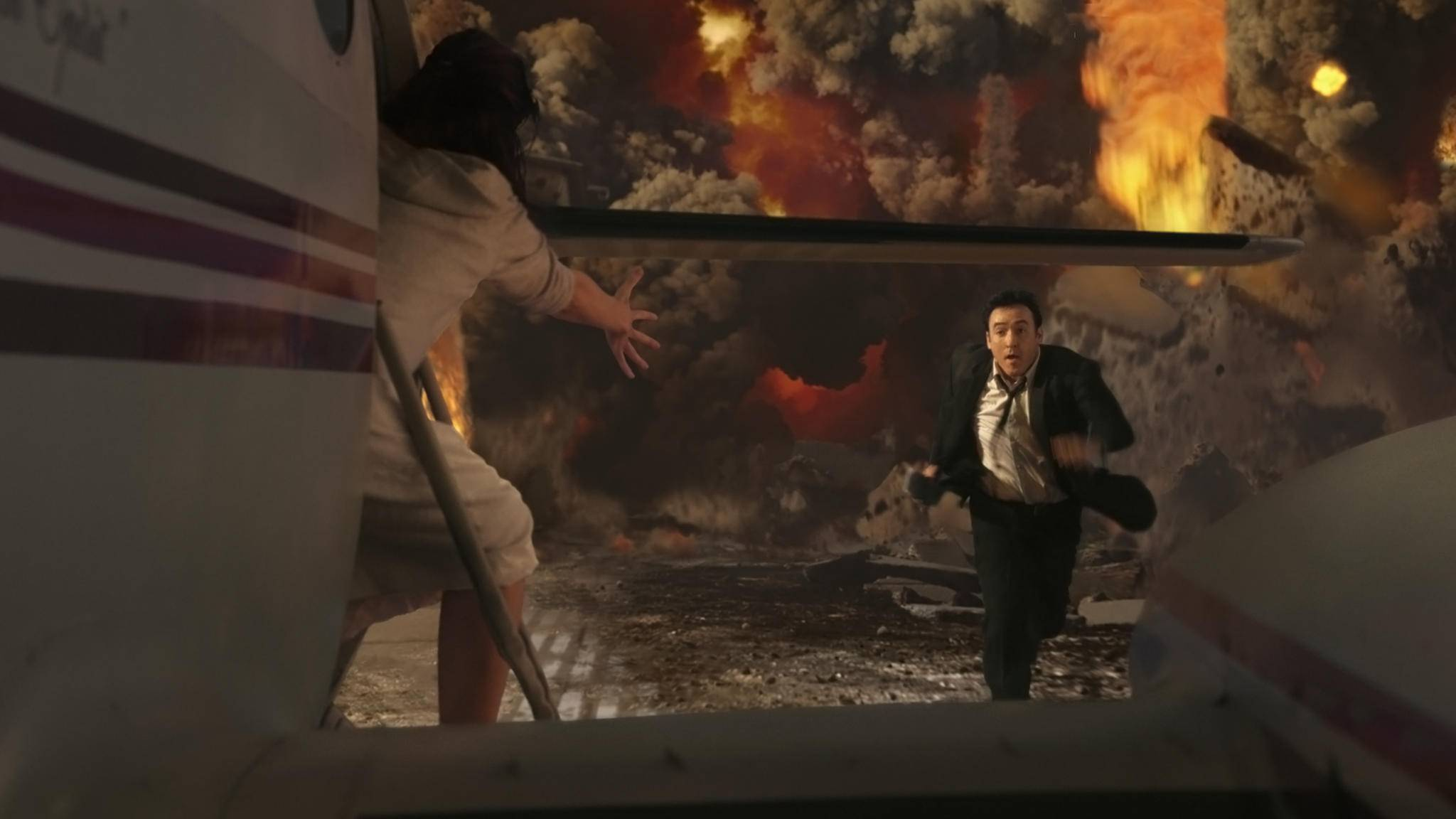"""""""2012"""" gehört zu den besonders eindrucksvollen Weltuntergangsfilmen."""