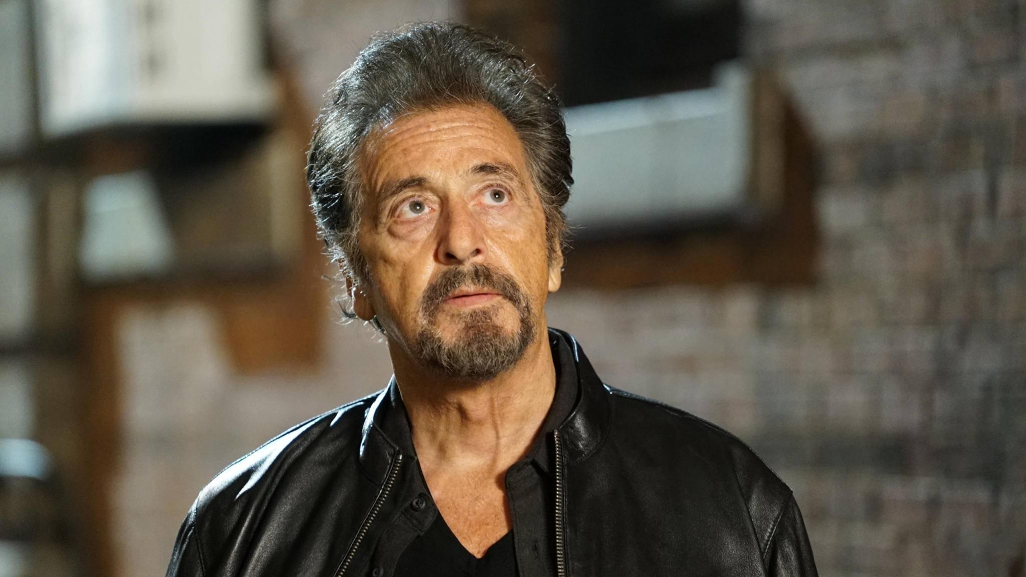 Al Pacino arbeitet das erste Mal mit Quentin Tarantino.