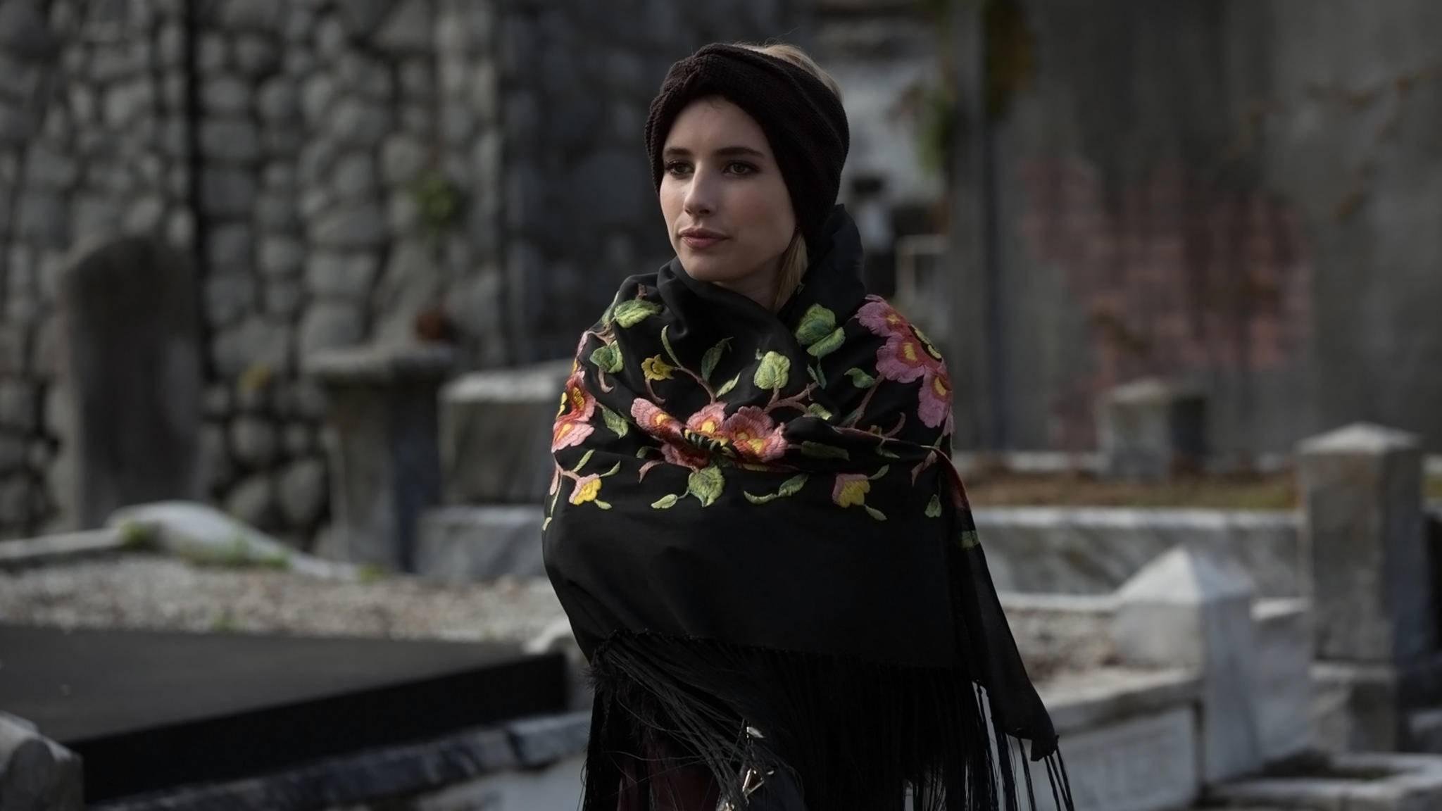 """Was kommt auf Emma Roberts in Staffel 9 von """"American Horror Story"""" wohl zu?"""