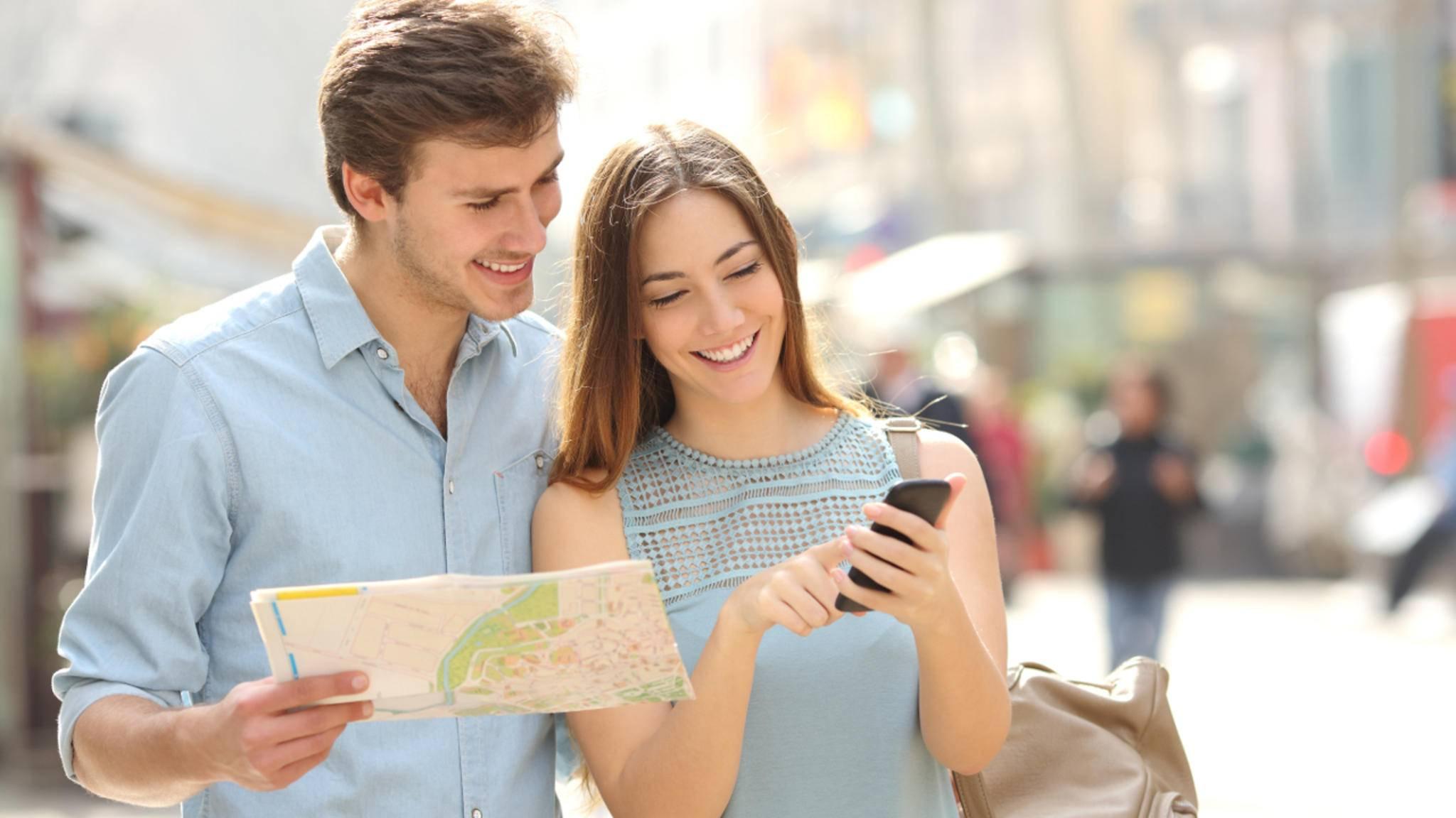 Die Daten für Apple Maps will der Konzern in Zukunft selber sammeln.