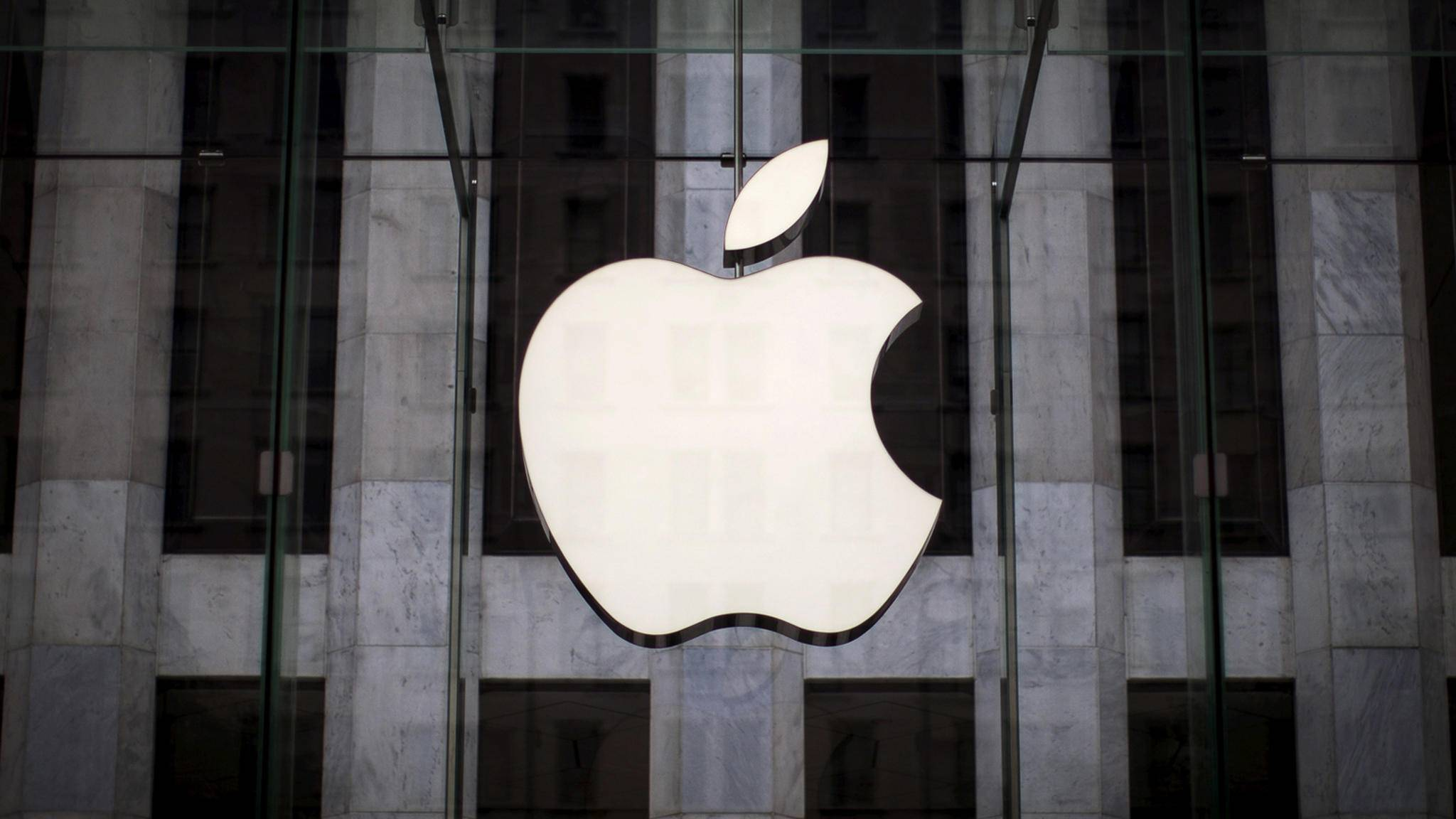 Apple ist das wertvollste Unternehmen der Welt.