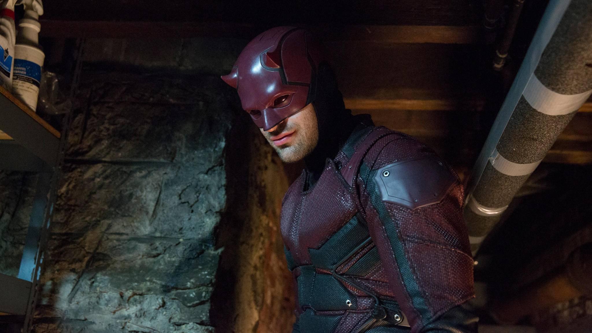 Ob es ein Wiedersehen mit Charlie Cox als Daredevil gibt, ist leider fraglich.