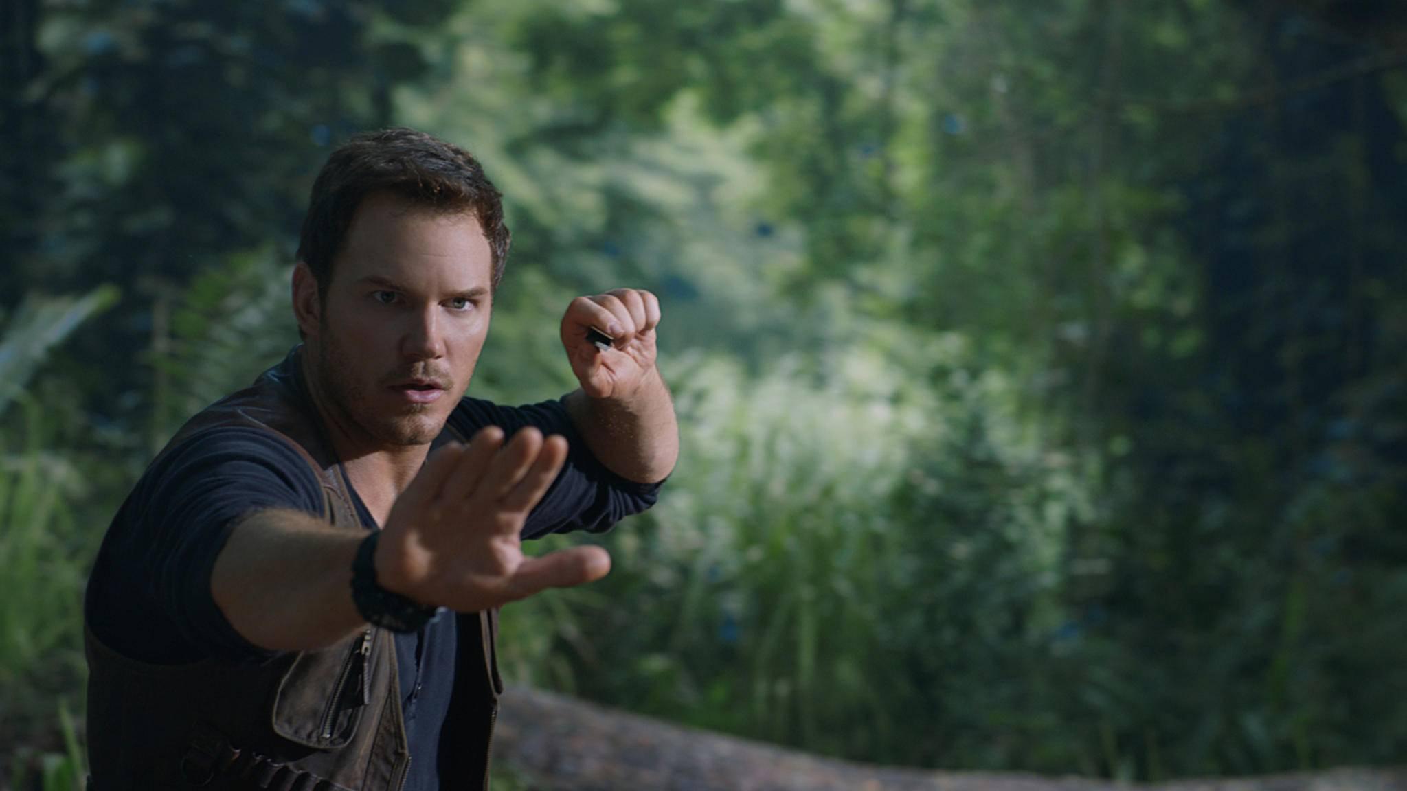"""Ruhig Blut, Leute! Die Fans liefern sich eine hitzige Debatte rund um die """"Jurassic World 3""""-Regie."""
