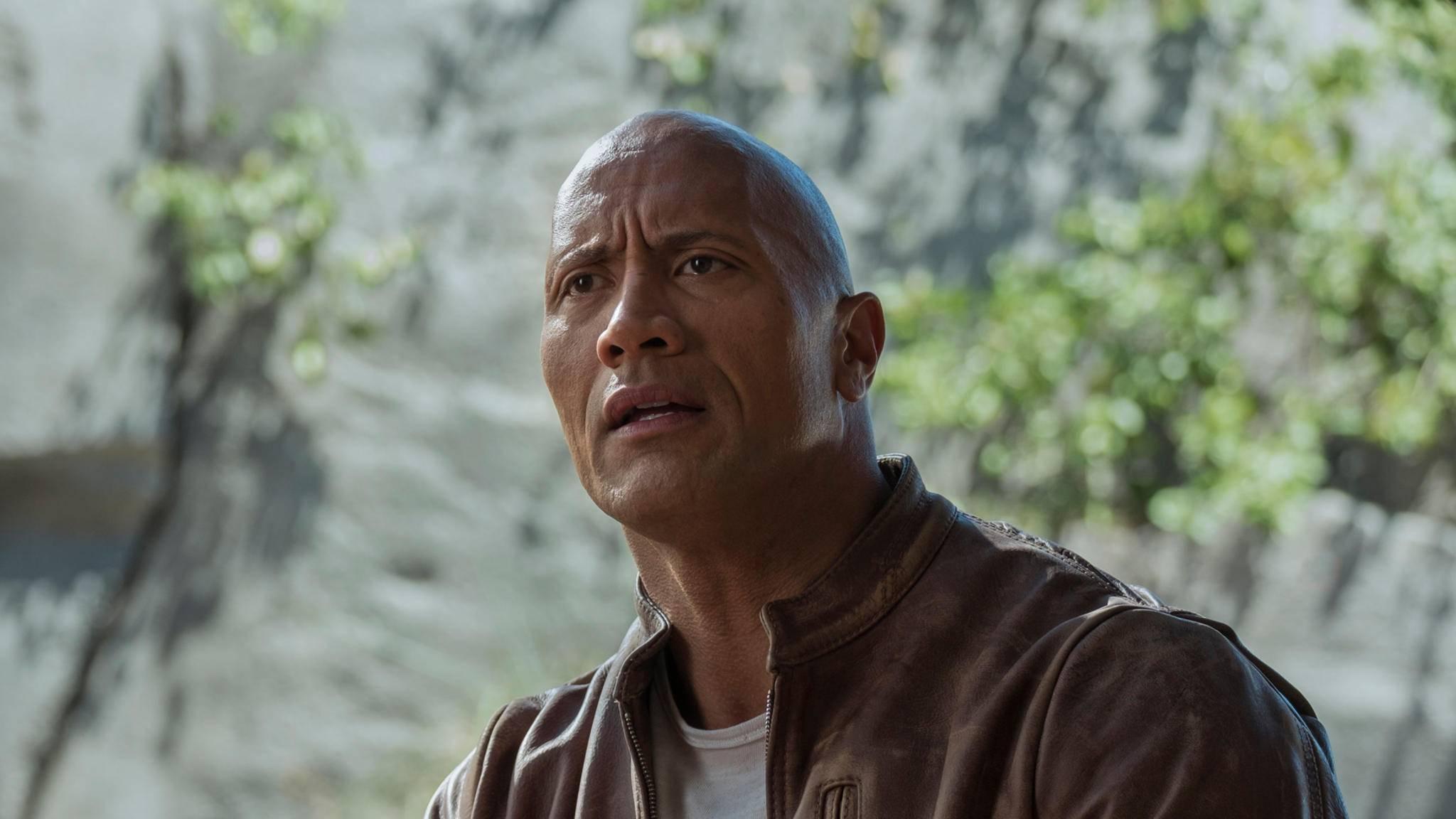 """Ach komm, Dwayne! Deine Schauspielkarriere läuft doch bestens ... Wer braucht da schon """"Jack Reacher""""?"""