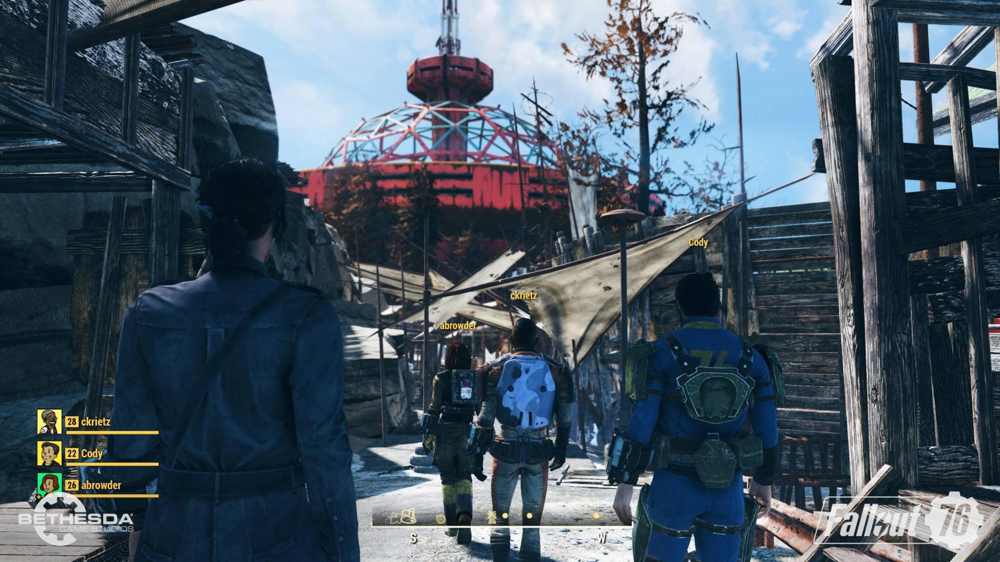 """Kurzzeitig exklusiv für Xbox One: """"Fallout 76"""" startet zuerst auf Microsofts Konsole in die Beta."""