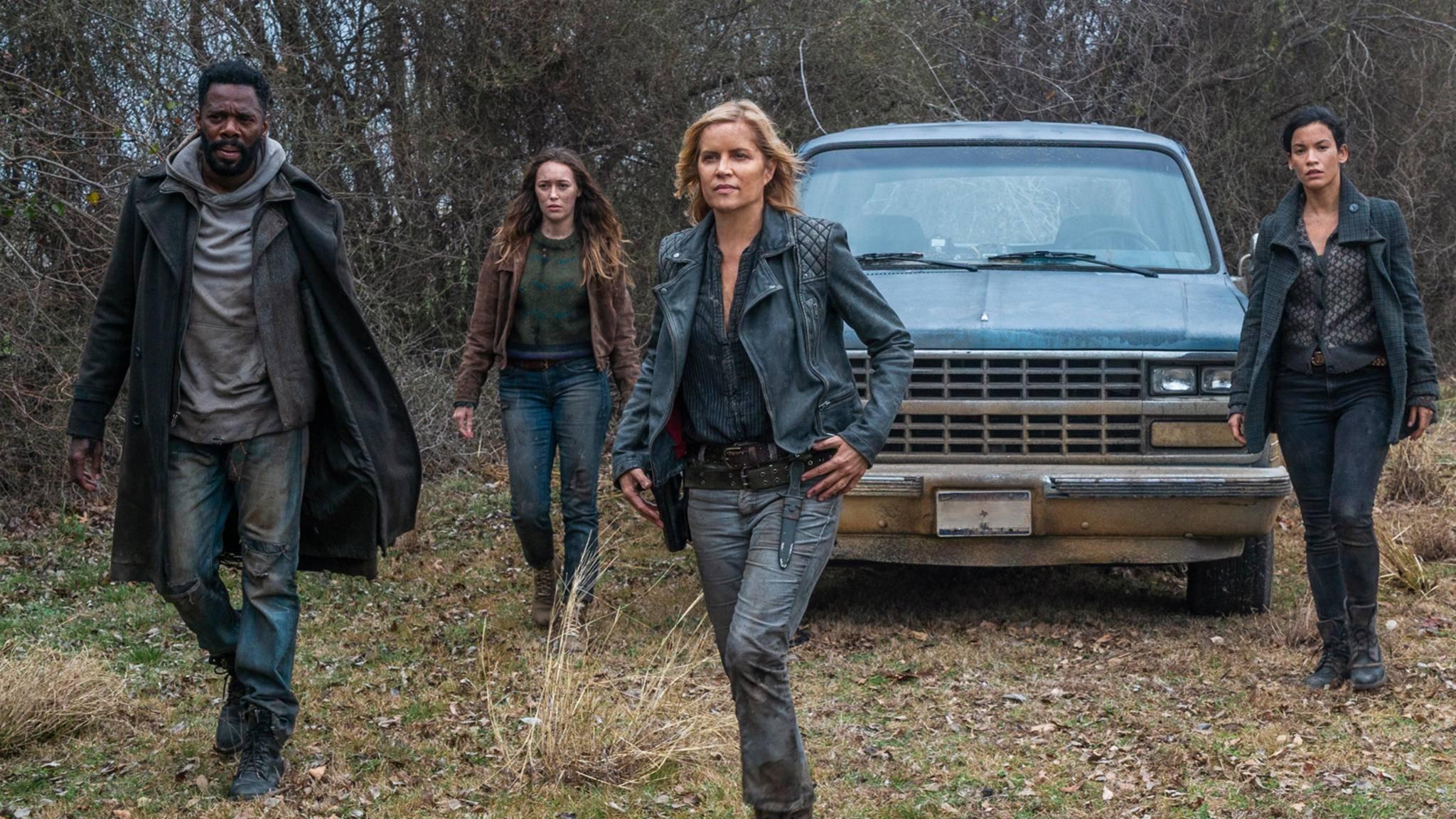 """Eine dieser Figuren hat ebenfalls """"Fear the Walking Dead"""" verlassen."""