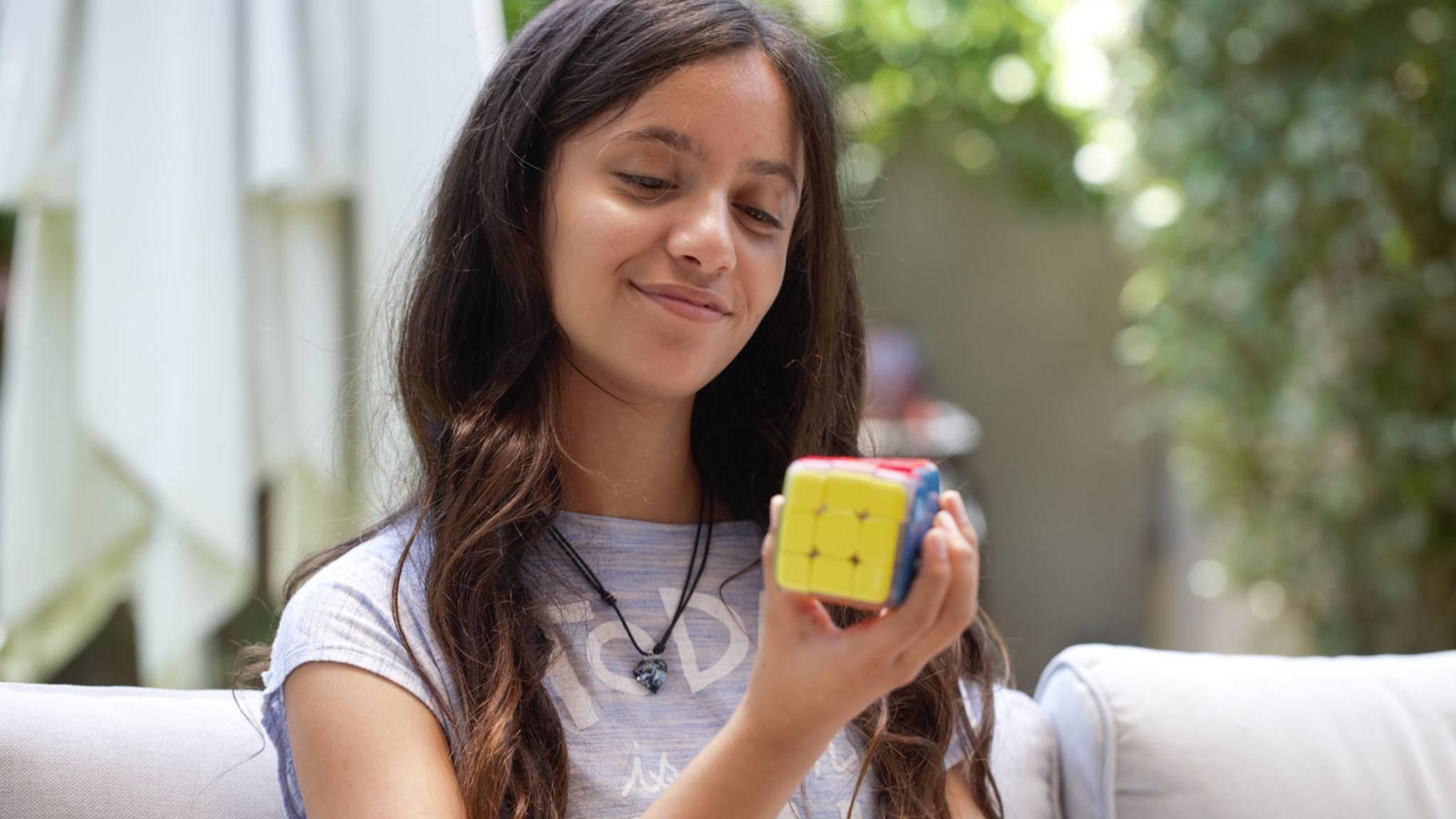 Mit GoCube soll jeder zum Cube-Meister werden.