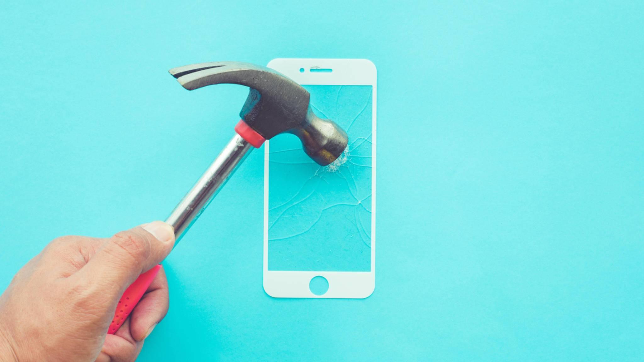 Gorilla Glass macht Smartphones, Laptops und Co. unanfälliger für Kratzer.