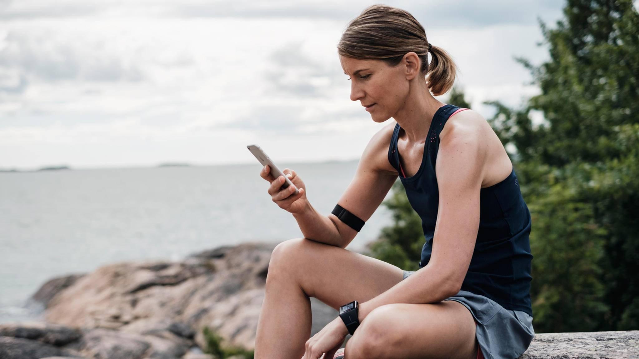 Mit der bloßen Erhebung von Daten gibt sich Polar Beat nicht mehr zufrieden. Die App gibt nun auch Coaching-Tipps in Echtzeit.