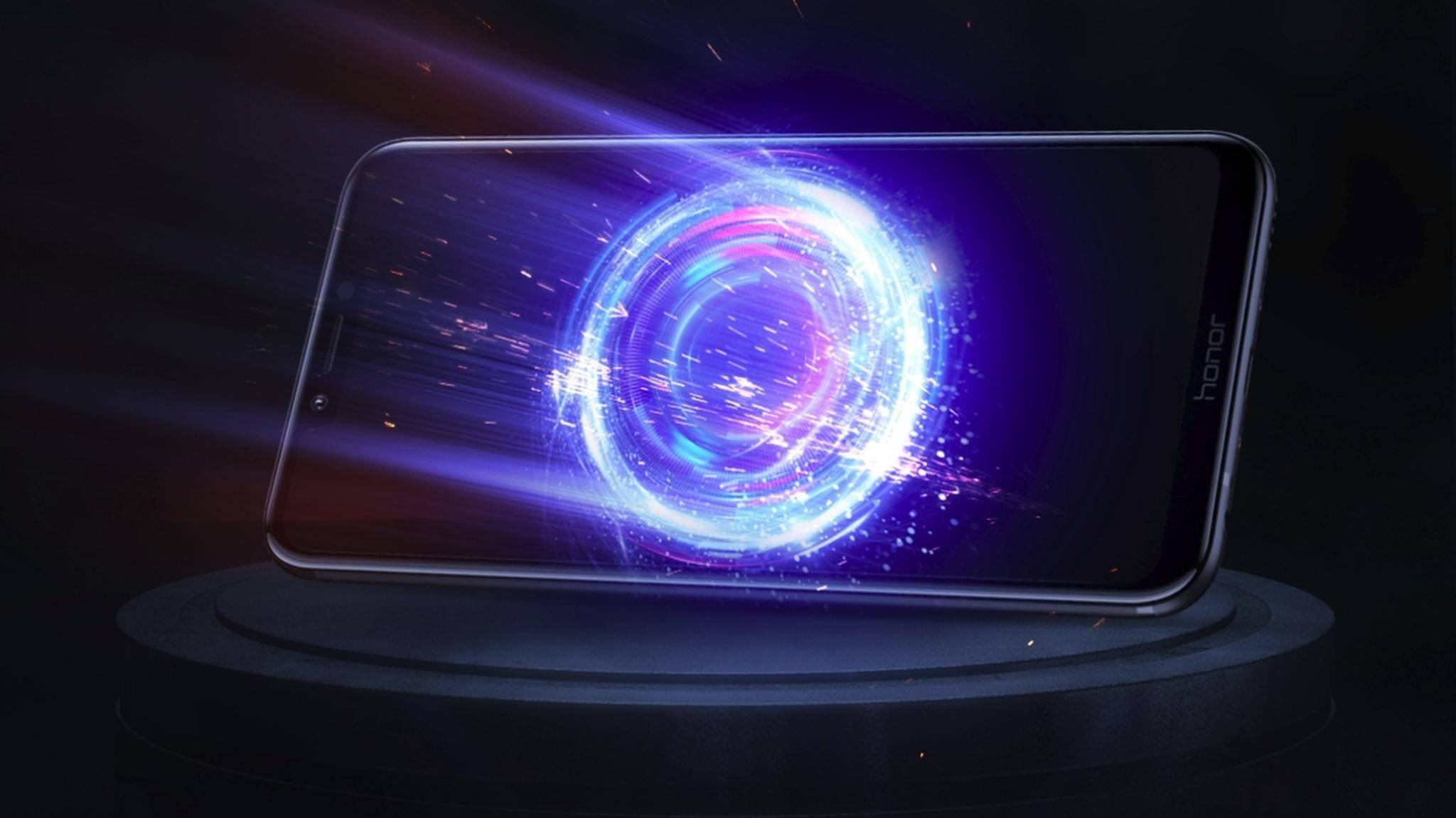 Das Gaming-Smartphone Honor Play kommt nach Deutschland.