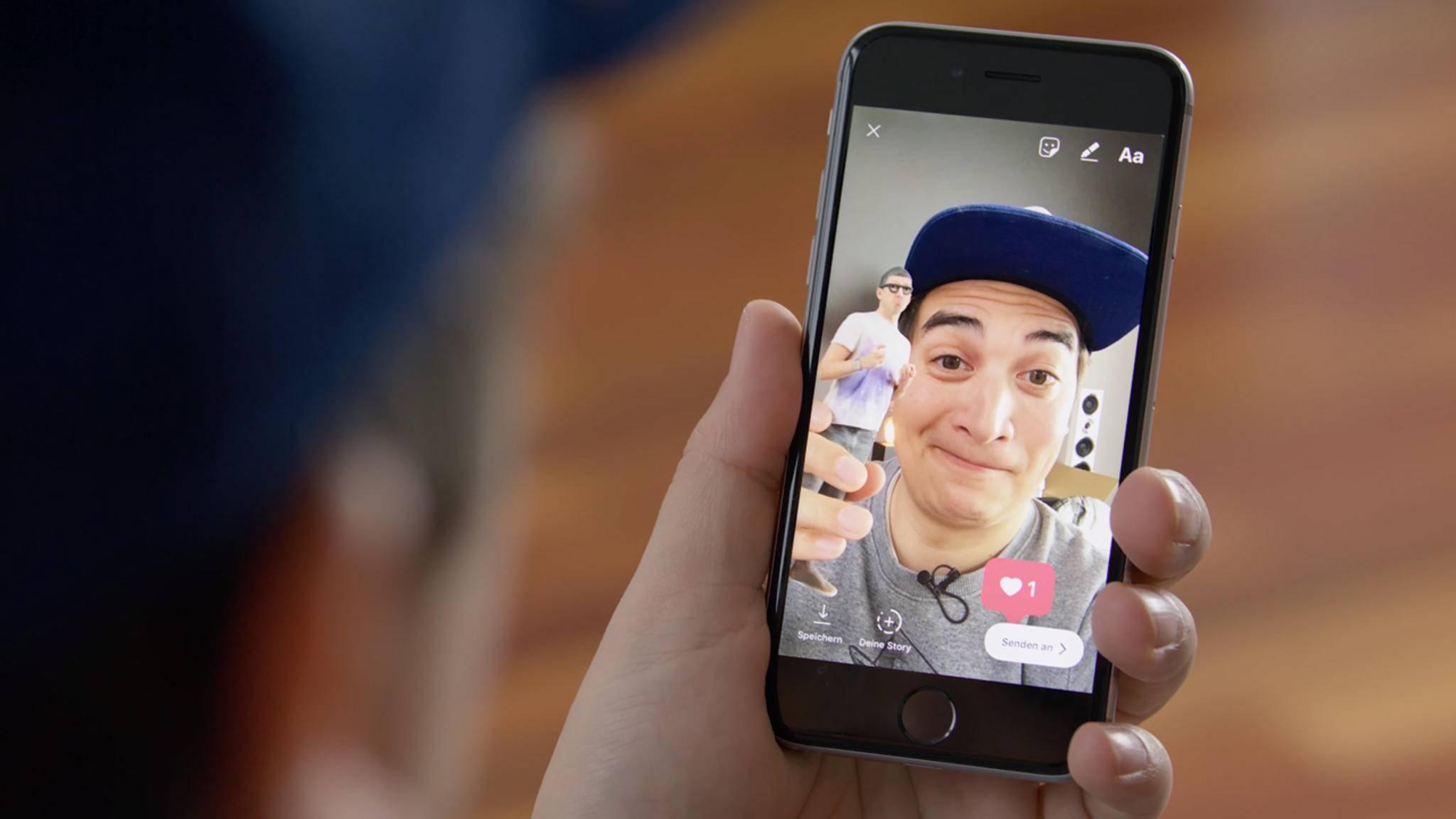 Instagram Stories speichern: So funktioniert der Download