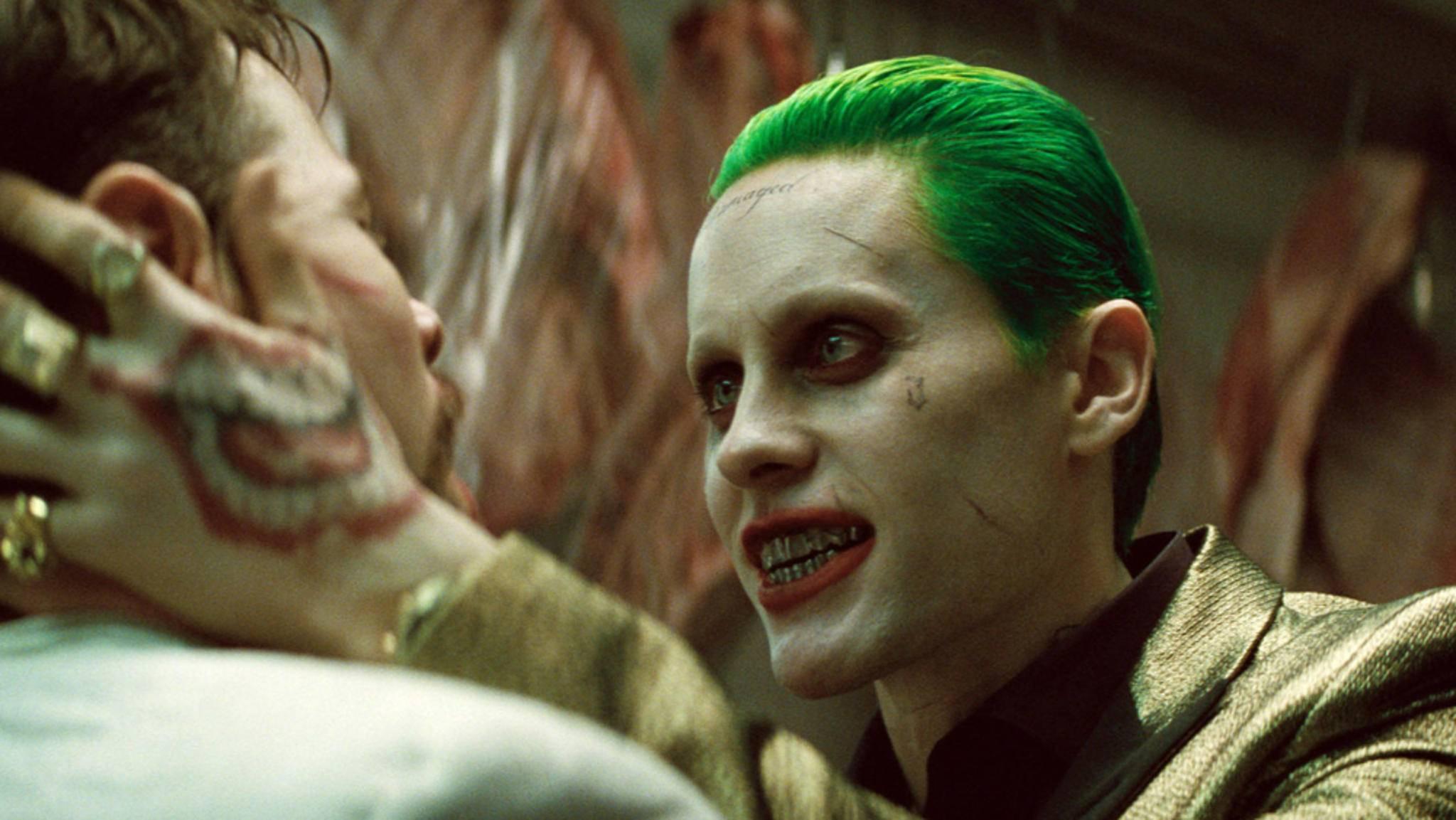Letos Joker ist bald in einem Solofilm zu fiesen Scherzen aufgelegt.