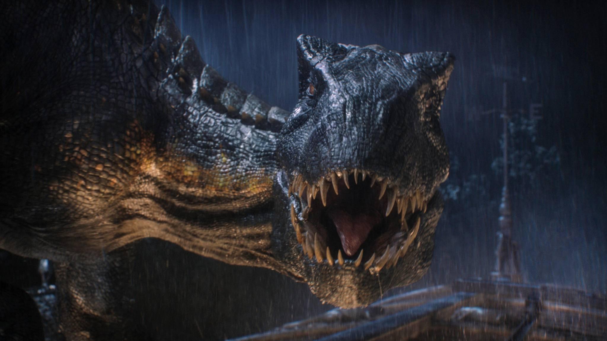 """""""Jurassic World 2"""" ist deutlich düsterer als sein Vorgänger."""