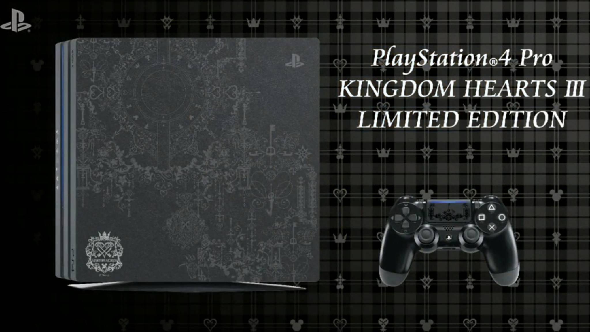 """""""Kingdom Hearts 3""""-Special-Edition: Ein schickes Sammlerstück für Fans der Serie."""