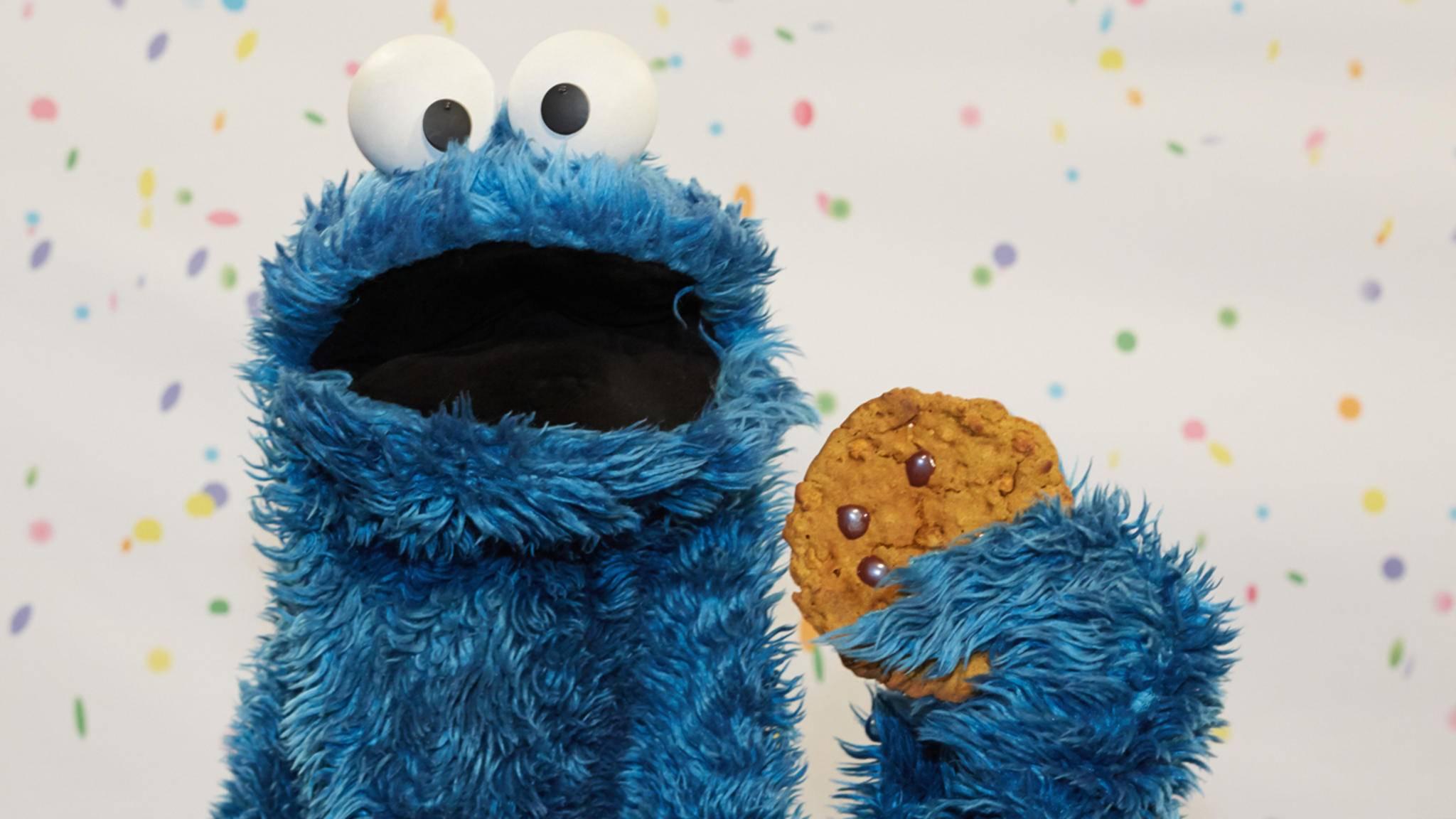 Das Krümelmonster würde die smarten Google-Kekse wahrscheinlich links liegen lassen.